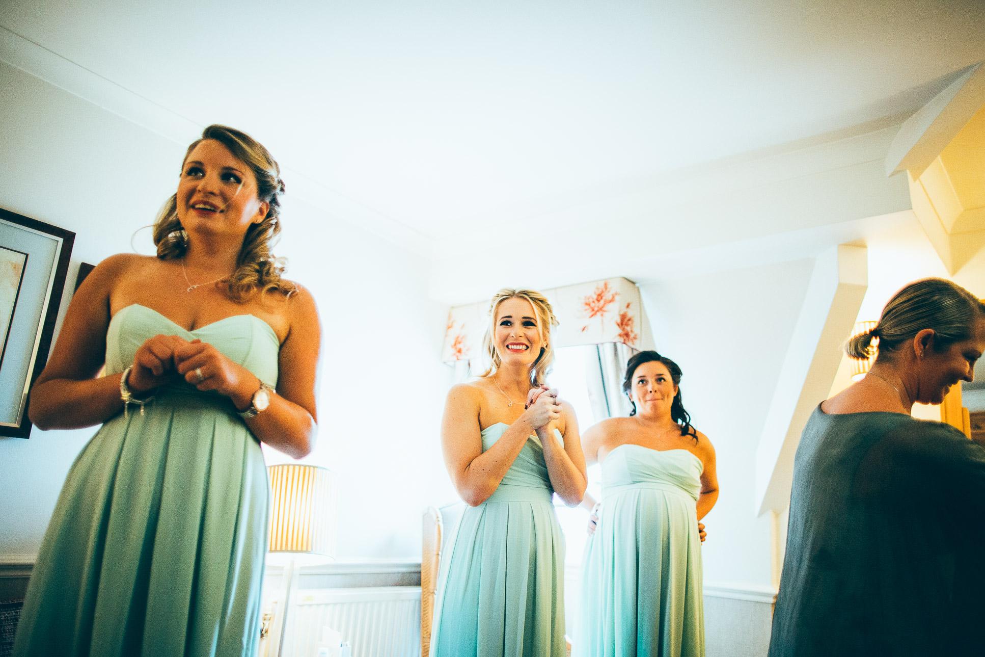 Boho Country Wedding Photography Cheshire-10