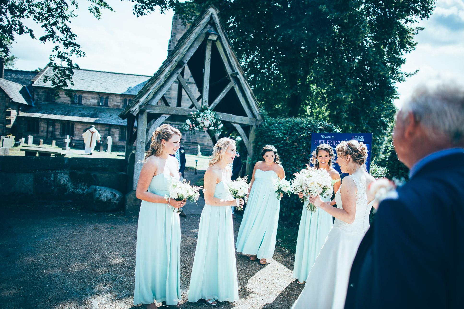 Boho Country Wedding Photography Cheshire-27