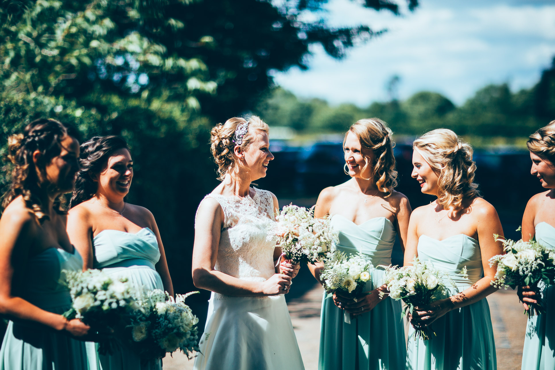 Boho Country Wedding Photography Cheshire-28