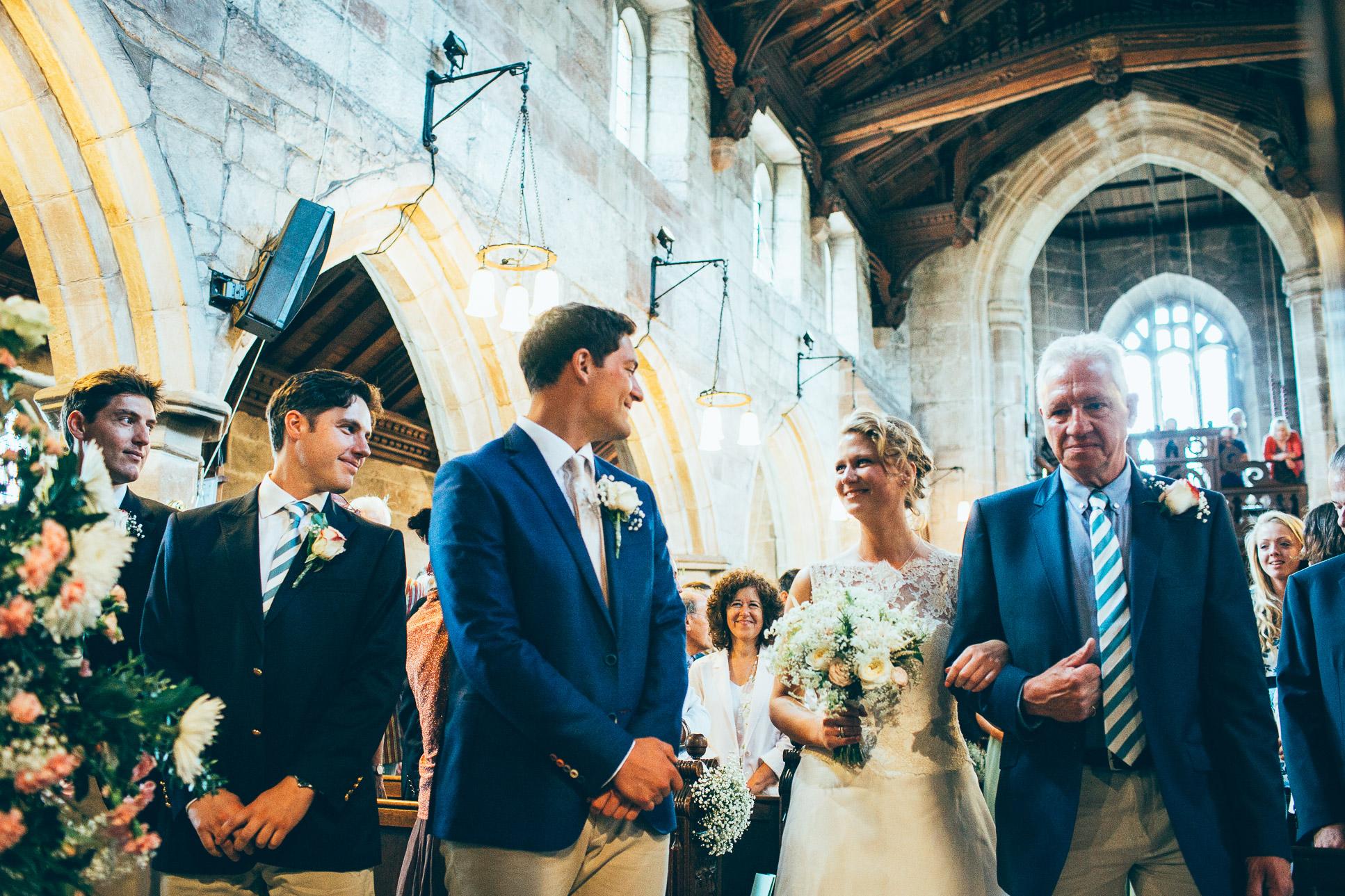 Boho Country Wedding Photography Cheshire-33