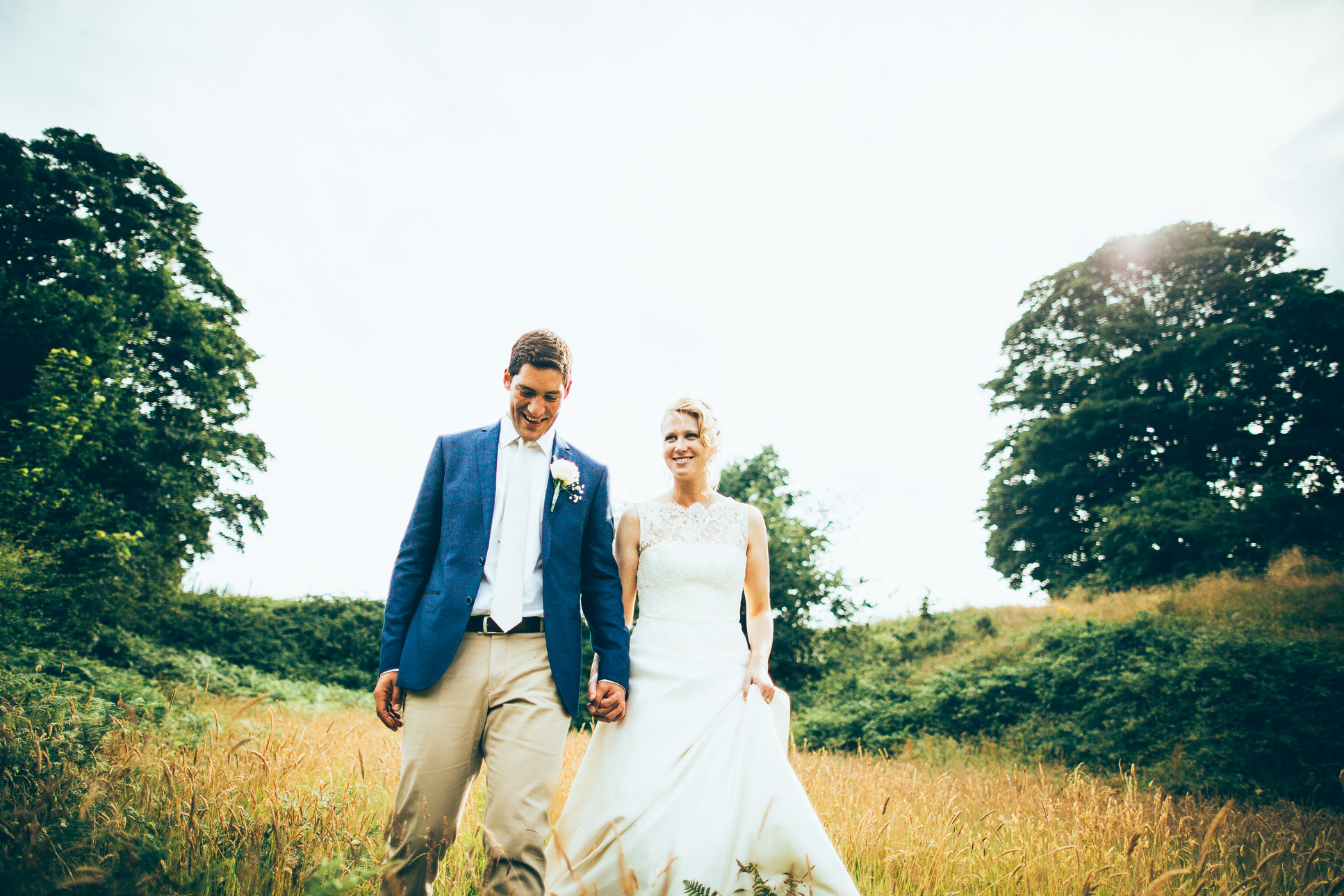 Boho Country Wedding Photography Cheshire-67