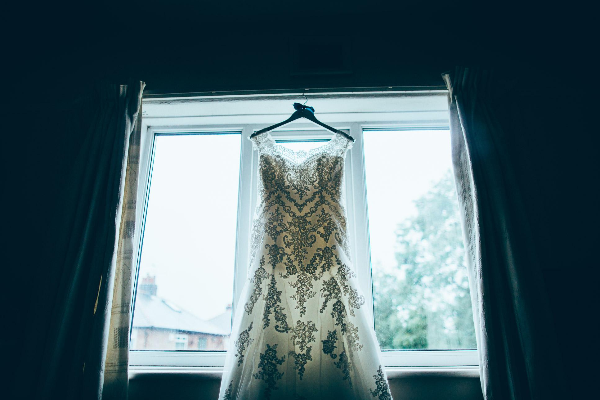 Rivington Hall Barn Wedding Photography Lancashire-1