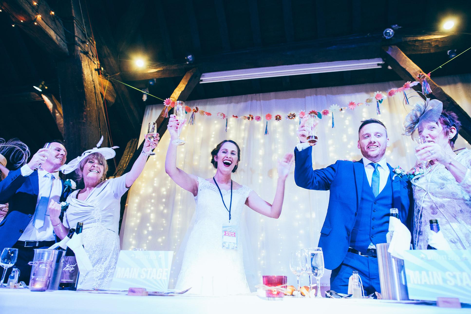 Rivington Hall Barn Wedding Photography Lancashire-127