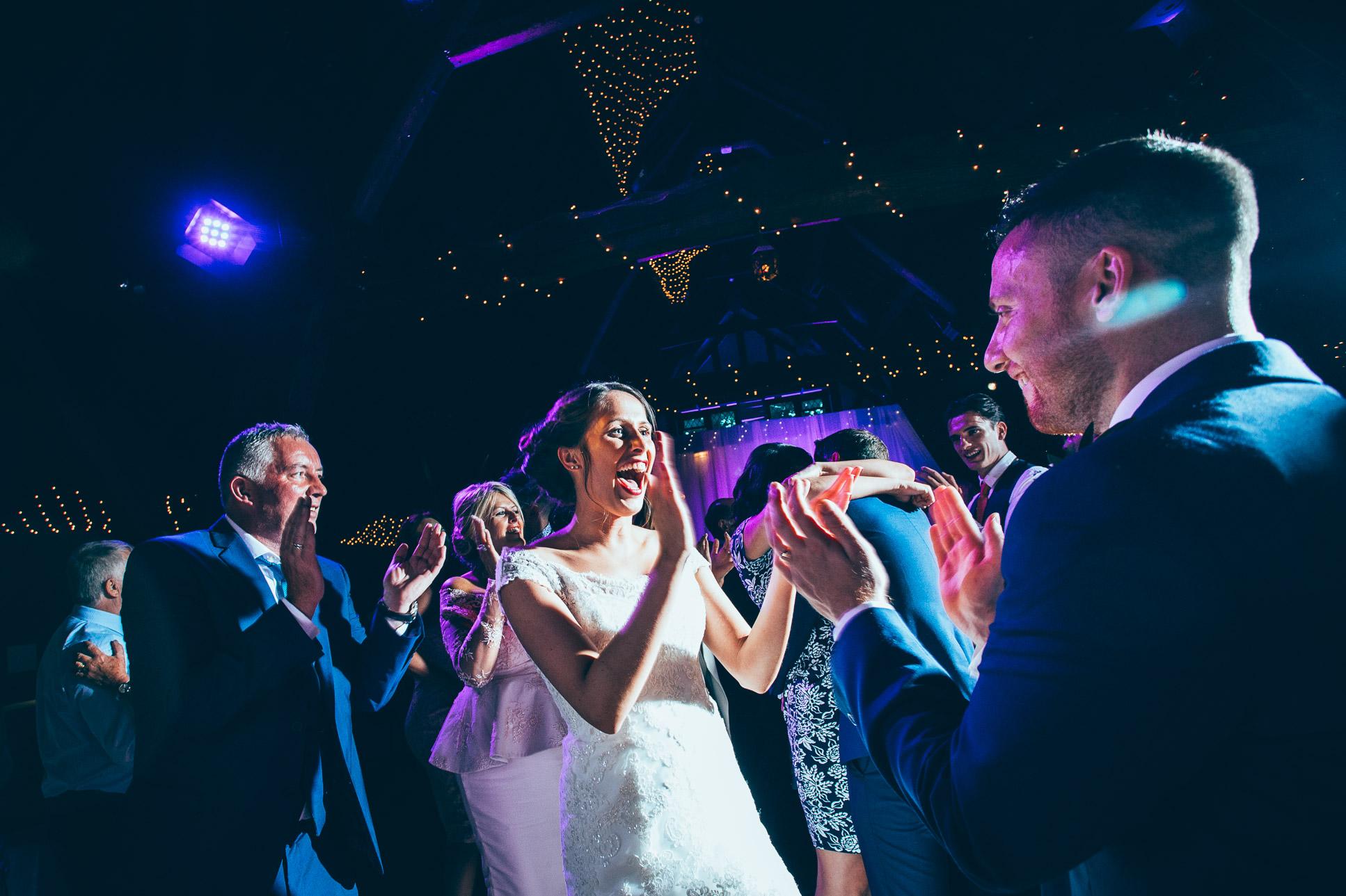Rivington Hall Barn Wedding Photography Lancashire-136