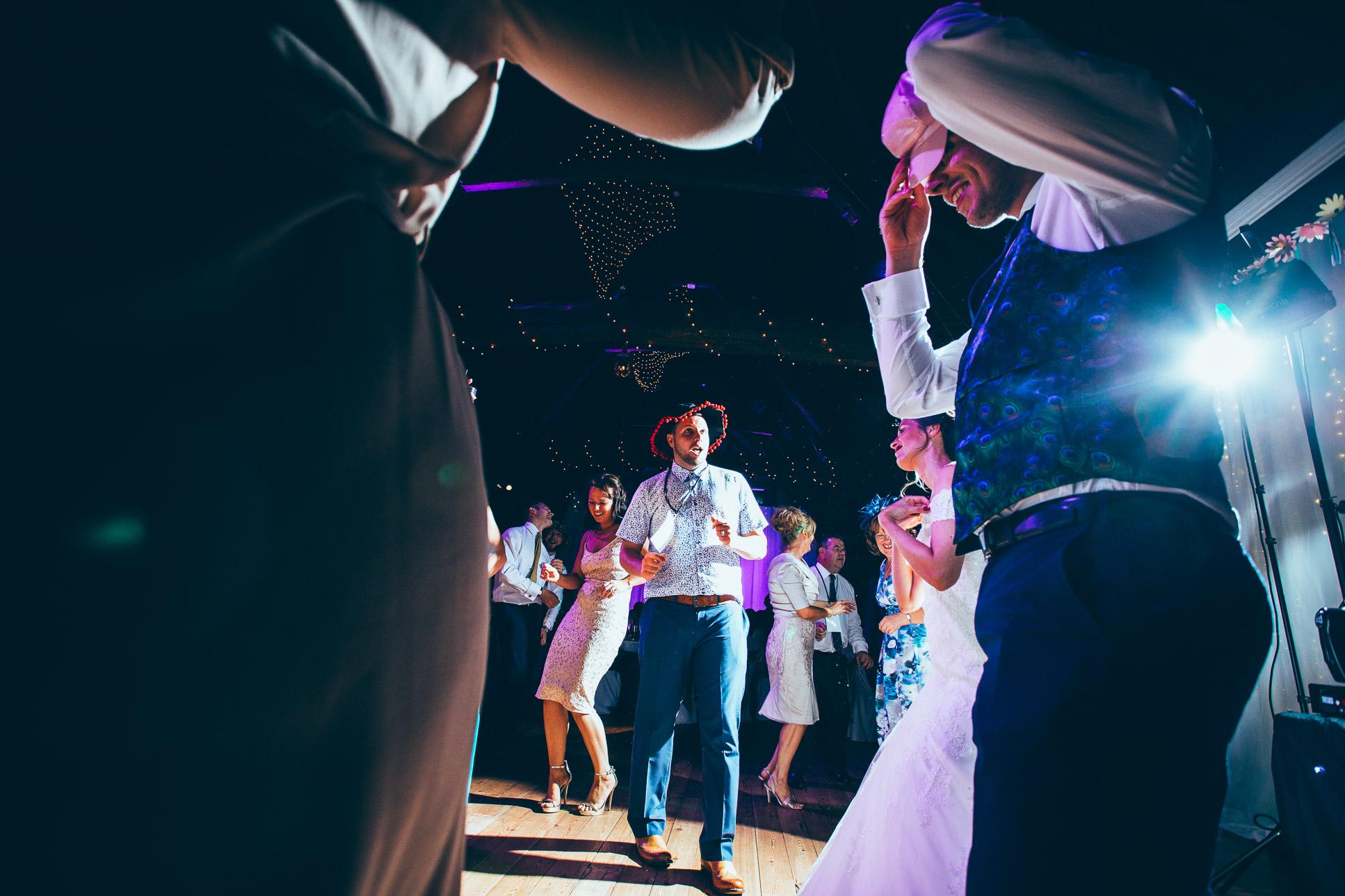 Rivington Hall Barn Wedding Photography Lancashire-140