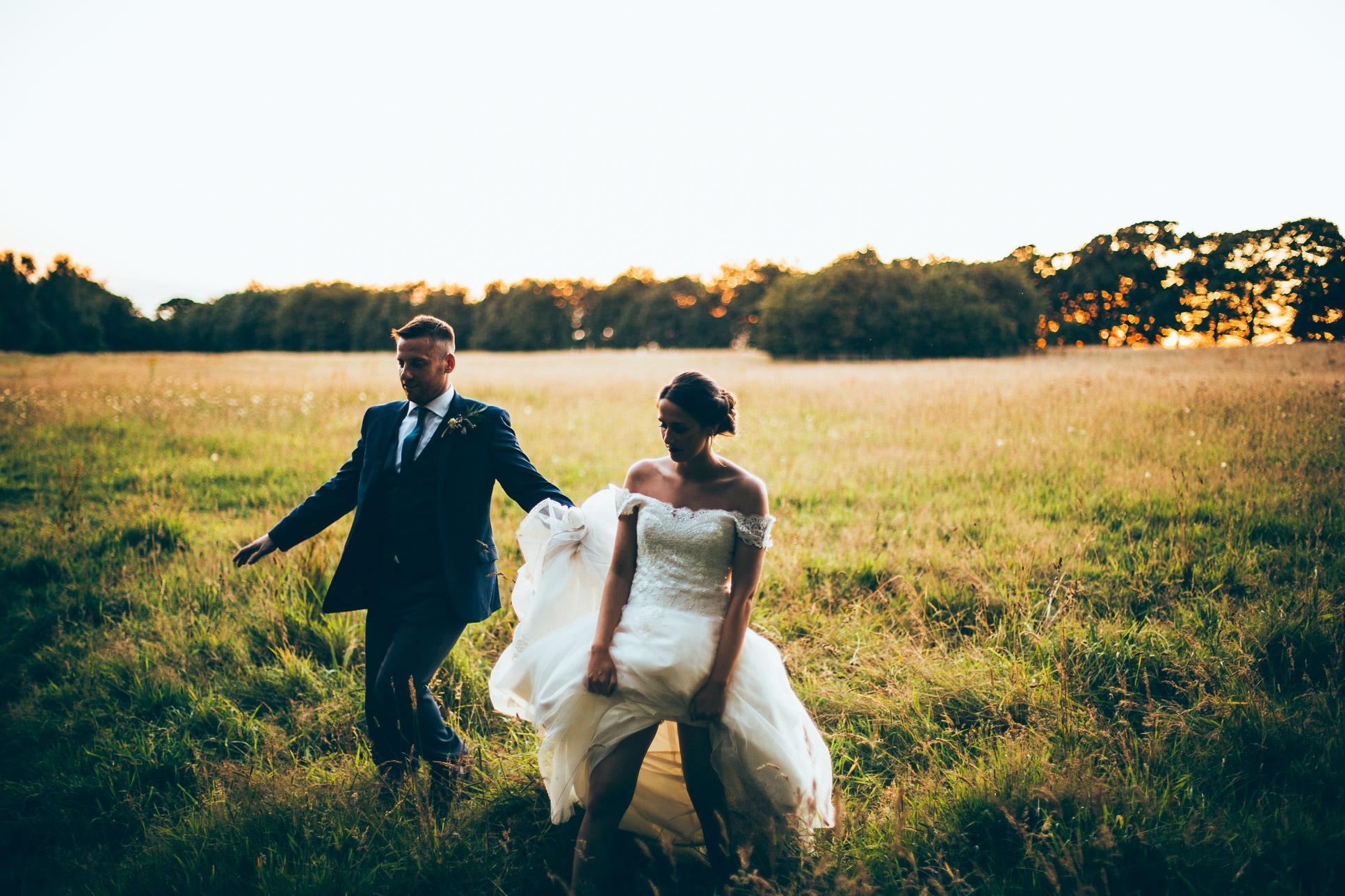 Rivington Hall Barn Wedding Photography Lancashire-143