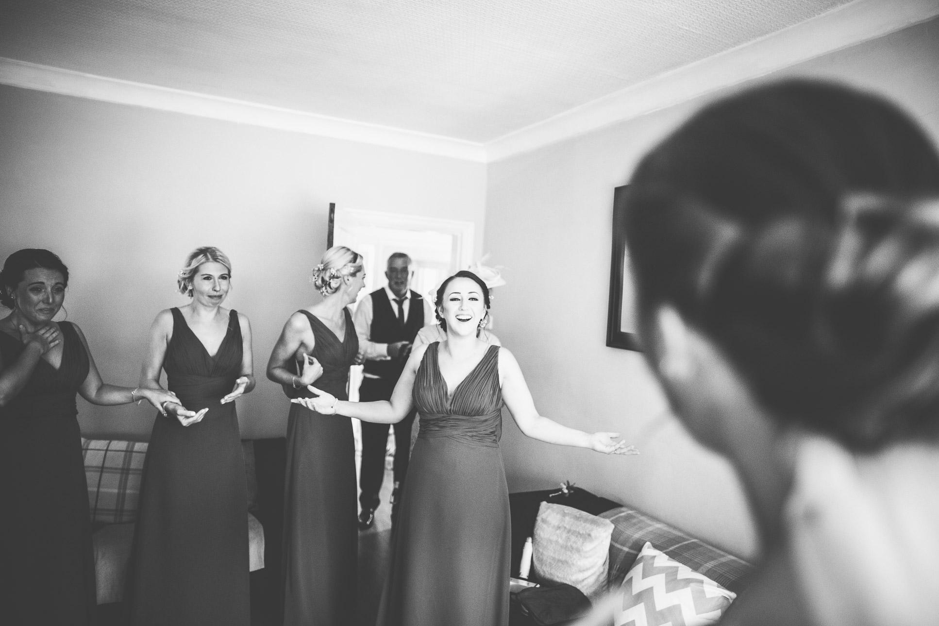 Rivington Hall Barn Wedding Photography Lancashire-36