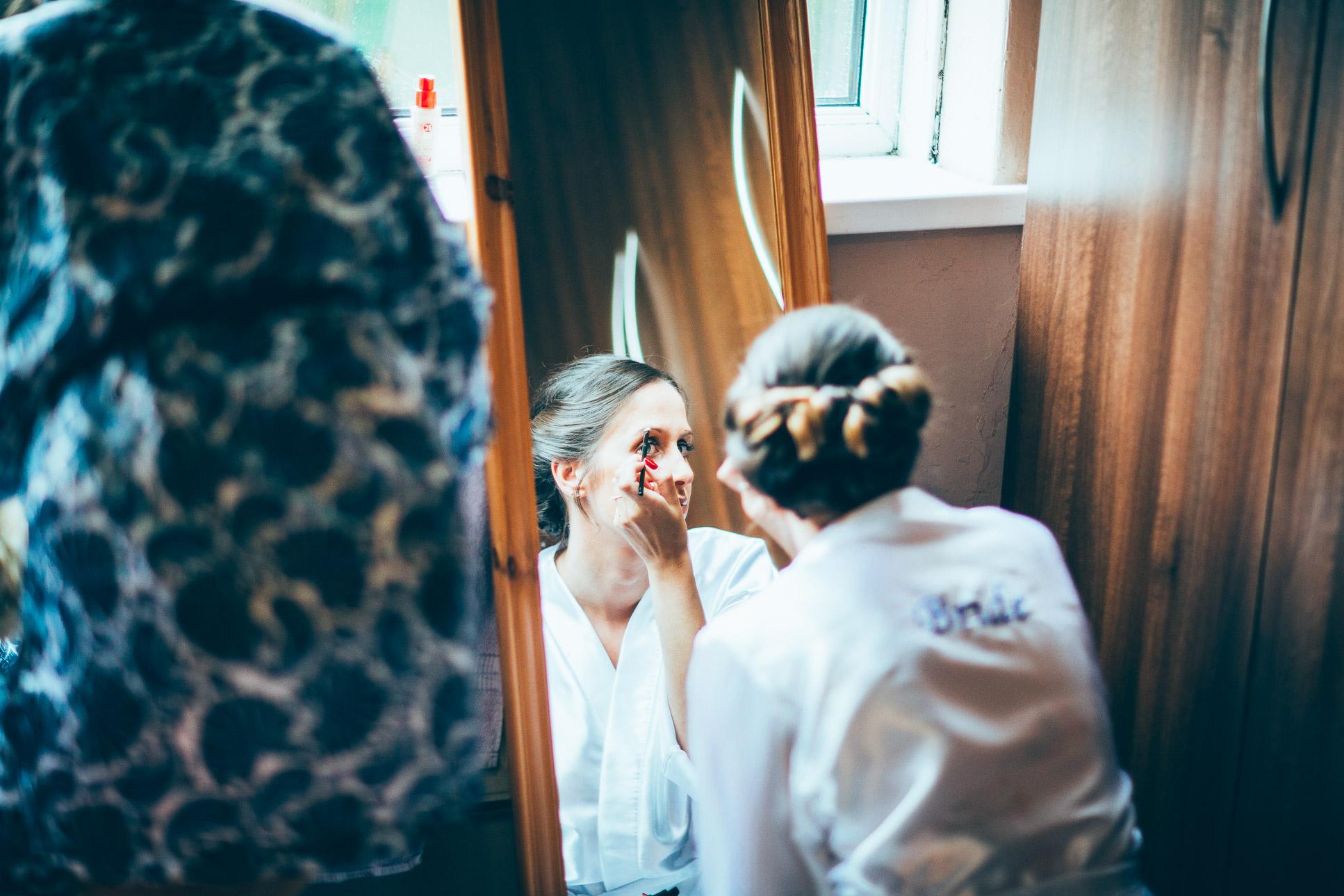 Rivington Hall Barn Wedding Photography Lancashire-4