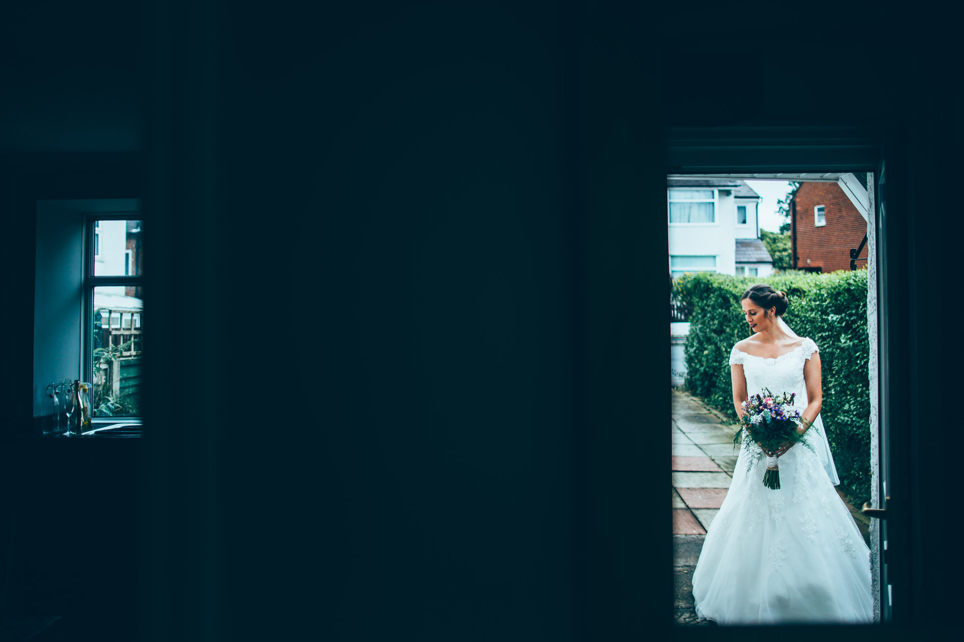 Rivington Hall Barn Wedding Photography Lancashire-59