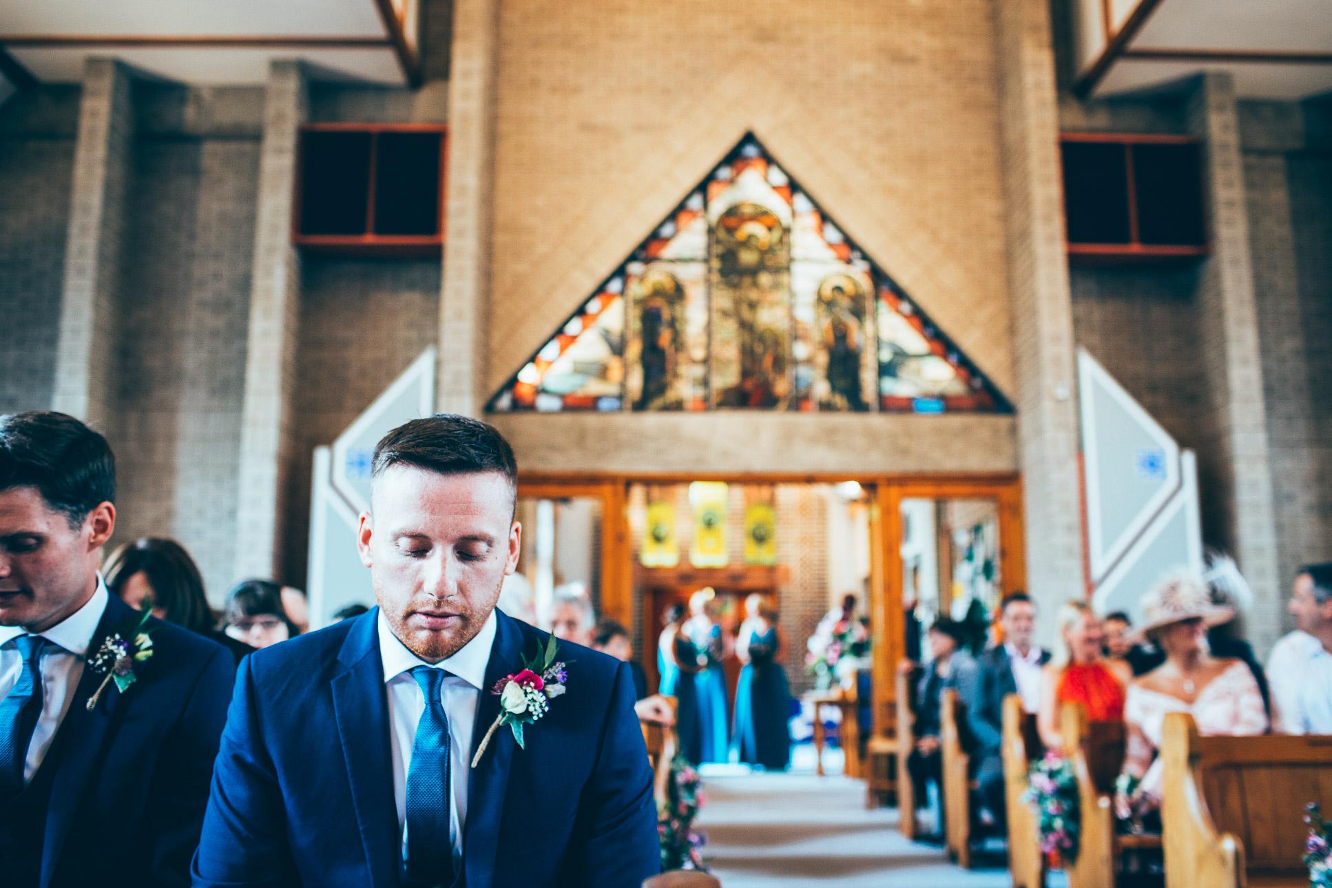 Rivington Hall Barn Wedding Photography Lancashire-65