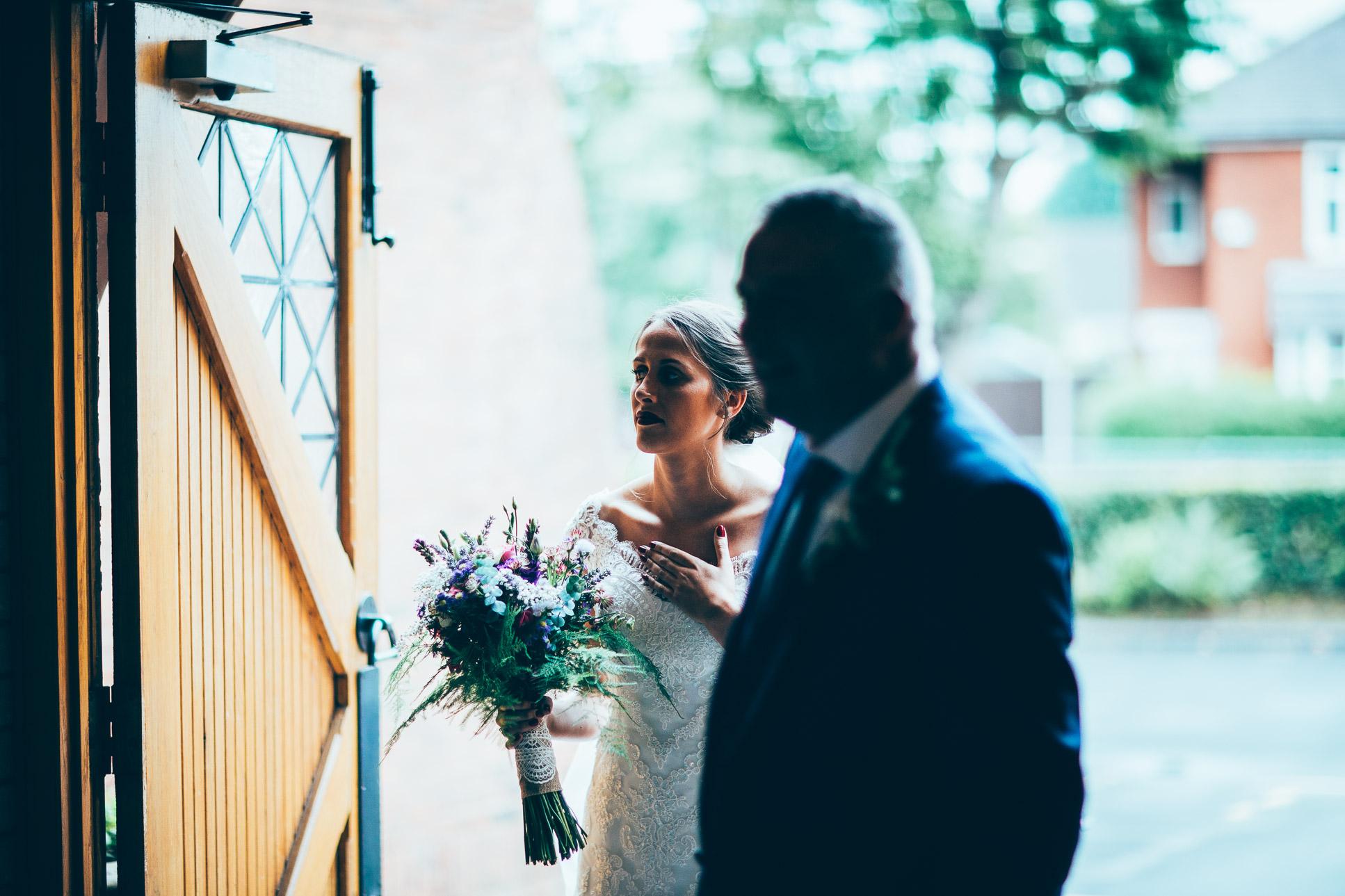 Rivington Hall Barn Wedding Photography Lancashire-66