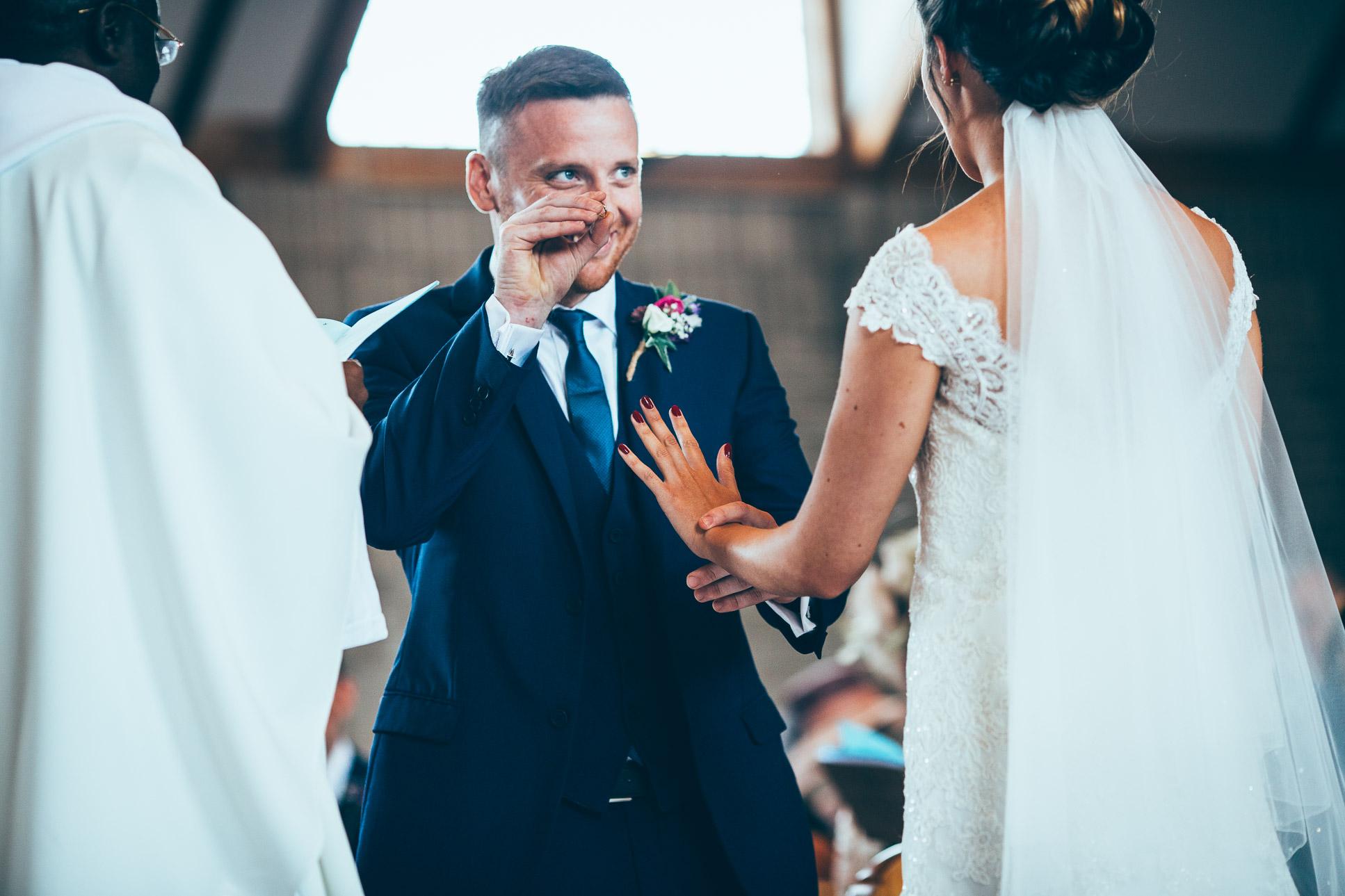 Rivington Hall Barn Wedding Photography Lancashire-76