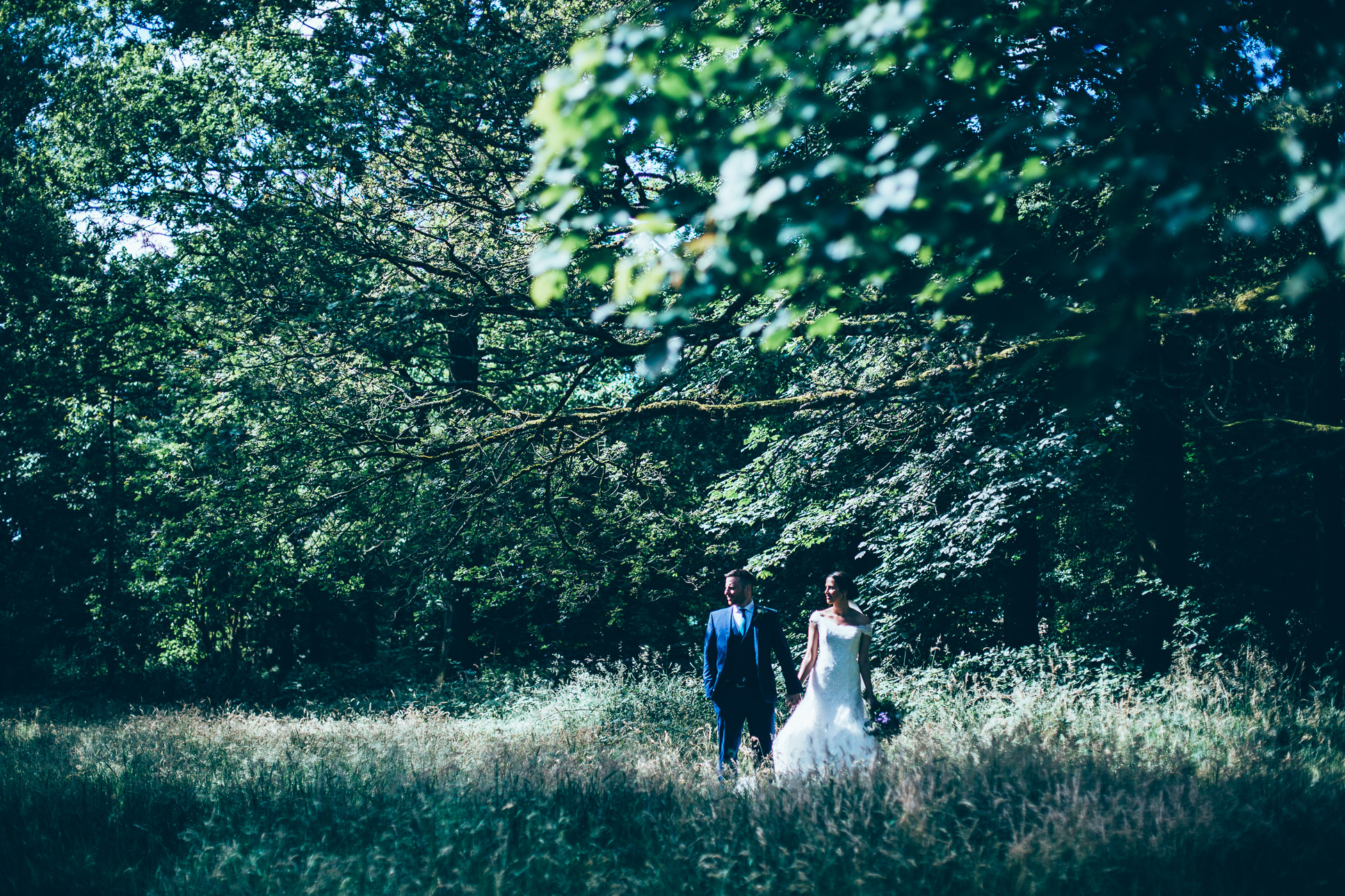 Rivington Hall Barn Wedding Photography Lancashire-97