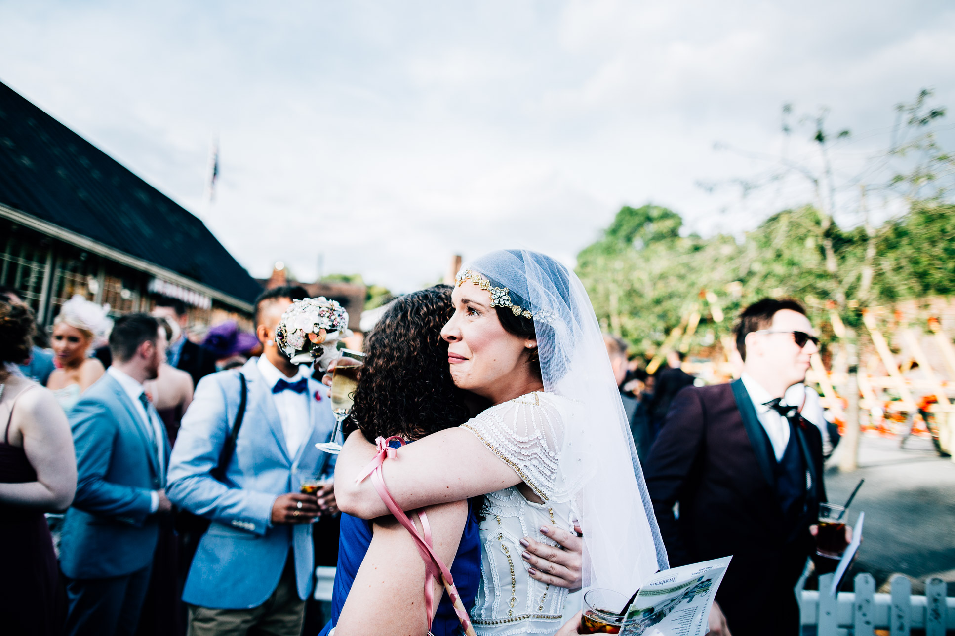 Blists Hill Wedding Photography Shropshire-105