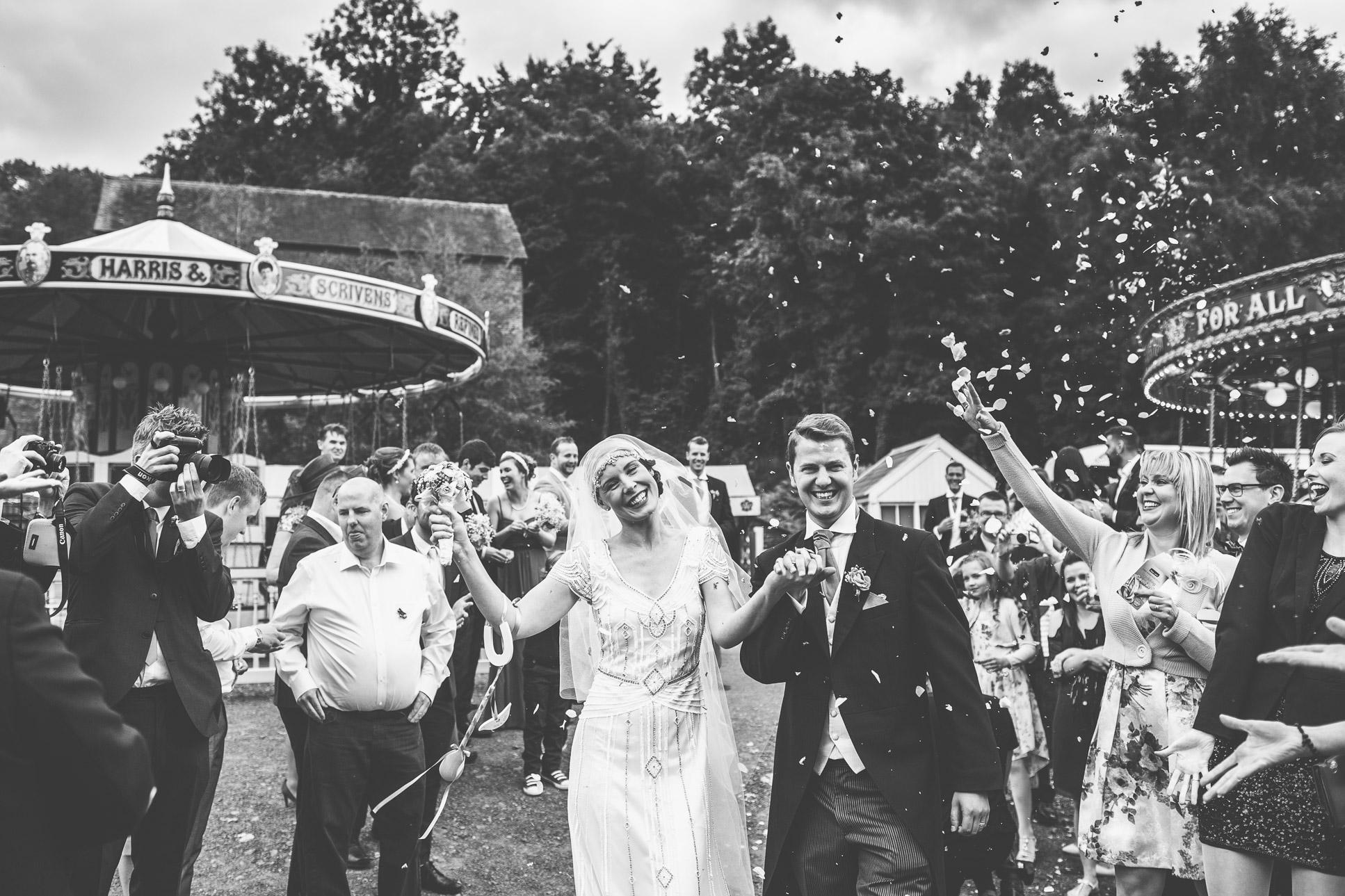 Blists Hill Wedding Photography Shropshire-120