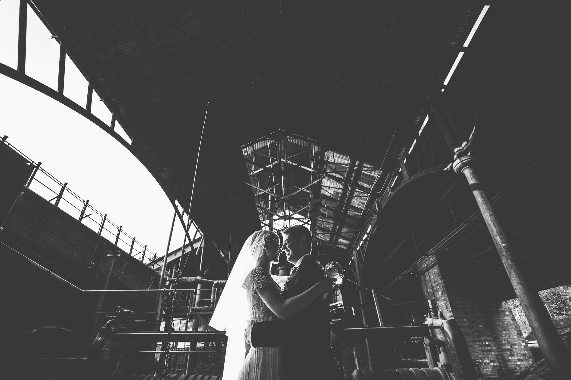 Blists Hill Wedding Photography Shropshire-122