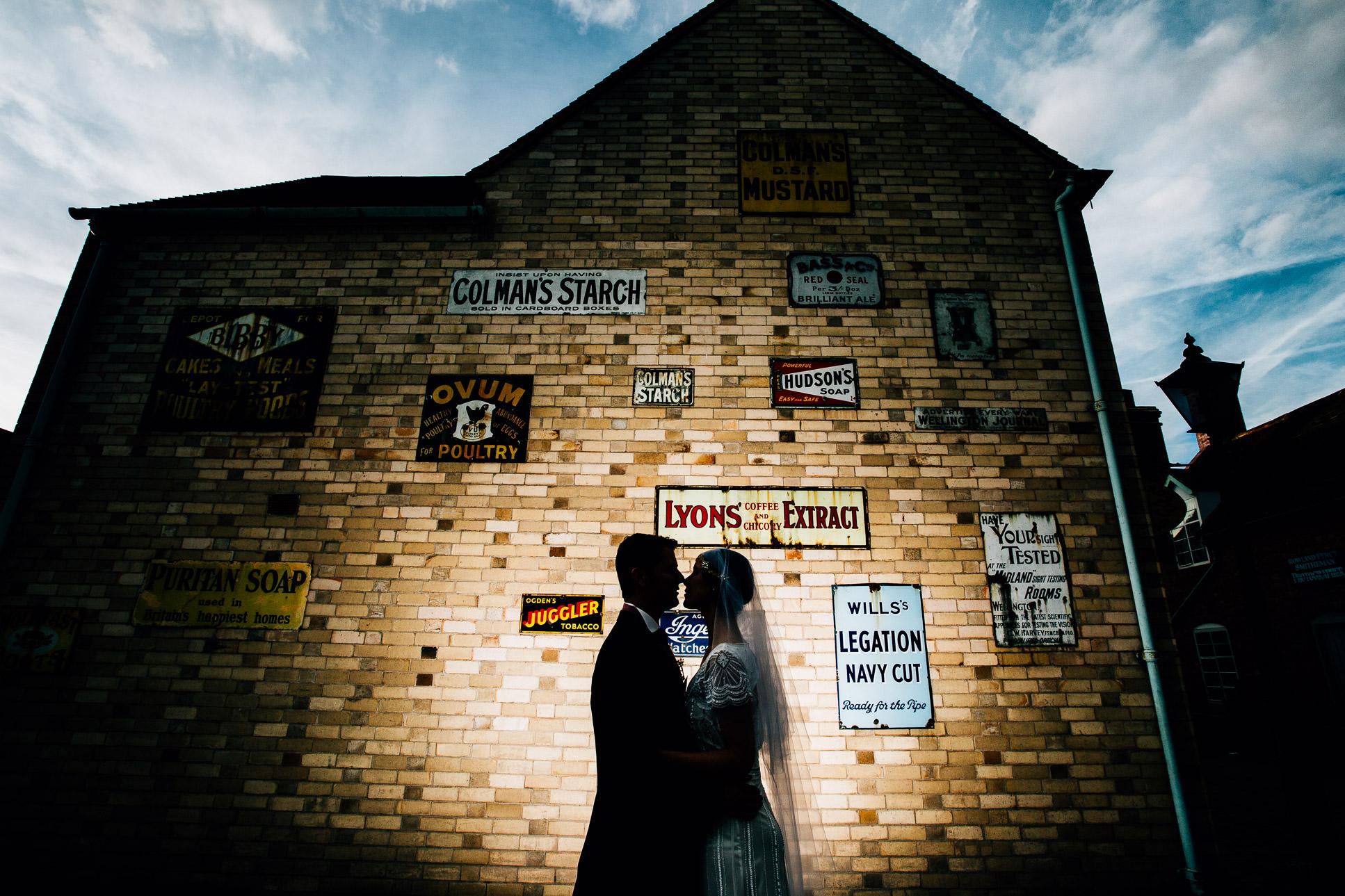 Blists Hill Wedding Photography Shropshire-134