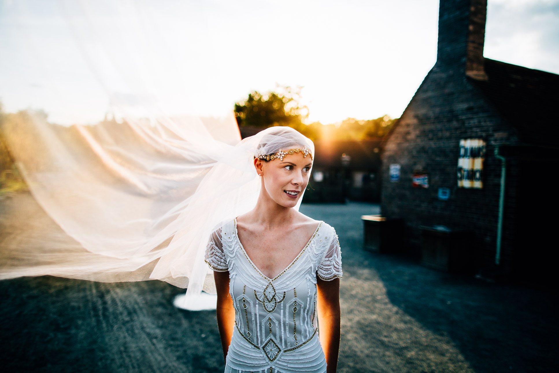 Blists Hill Wedding Photography Shropshire-135