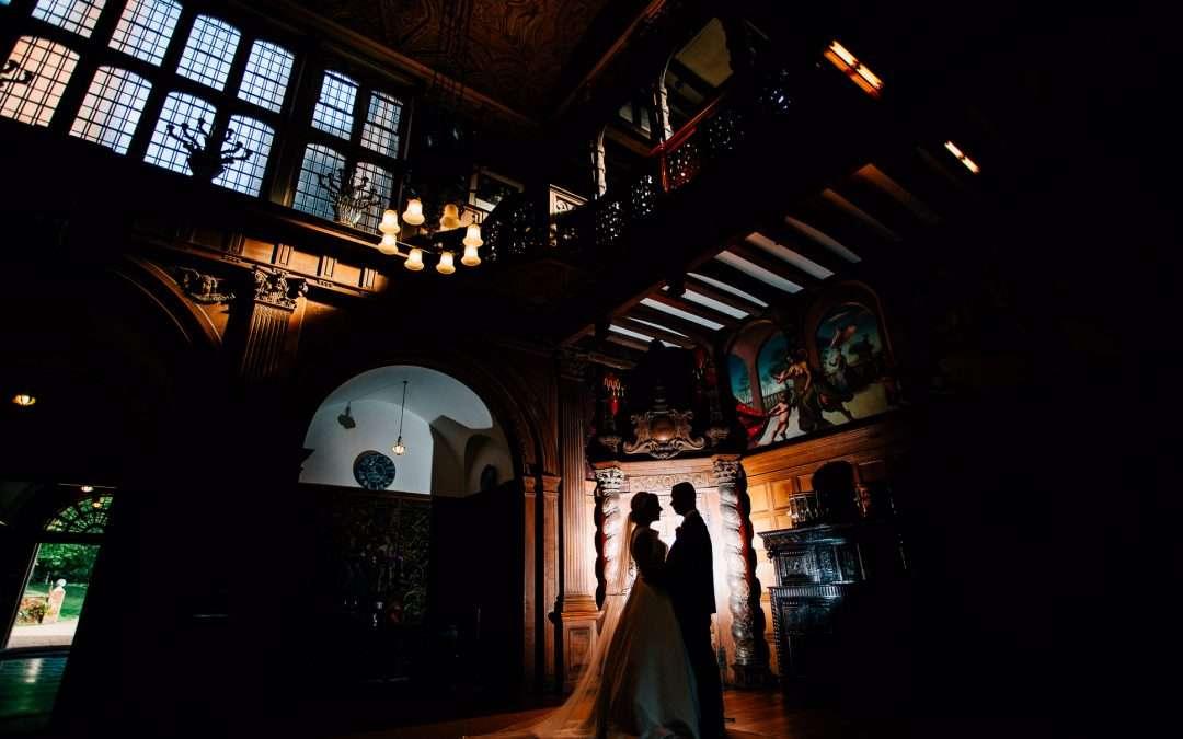 Longstowe Hall Wedding Photography – Tina & Warren
