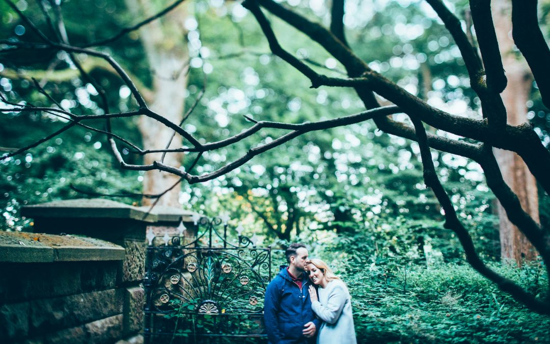Witton Country Park Pre-wedding Shoot – Naomi & Mark