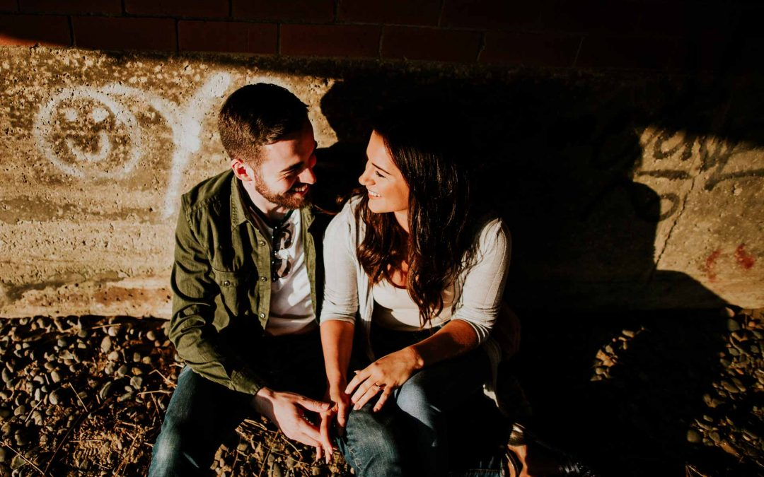 St. Annes Pre-wedding Shoot – Erin & Darren