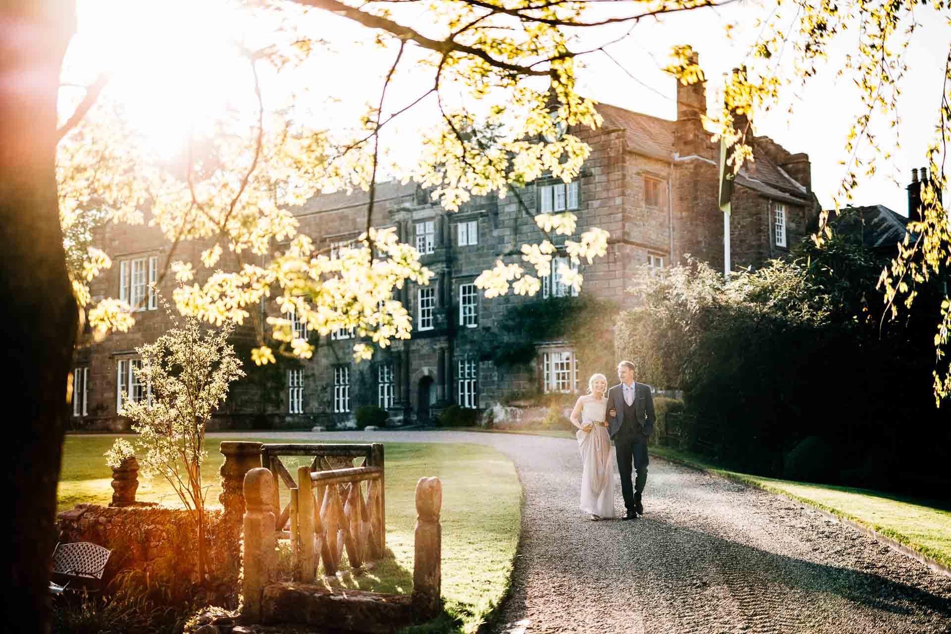 Browsholme Hall Wedding Photography-109