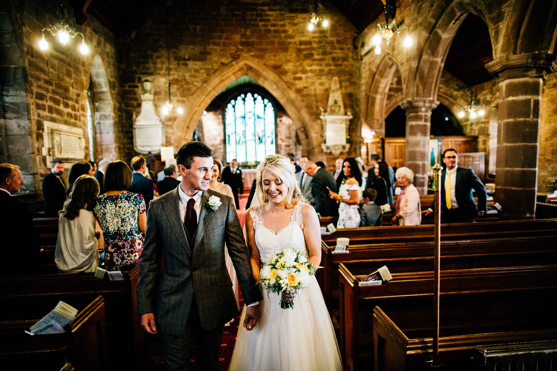 Browsholme Hall Wedding Photography-53