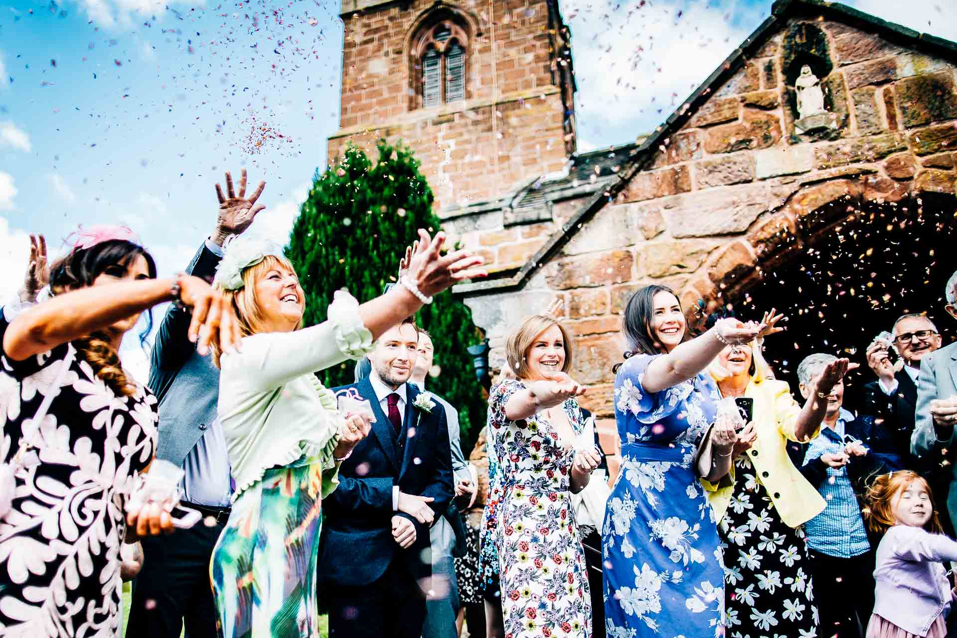 Browsholme Hall Wedding Photography-55