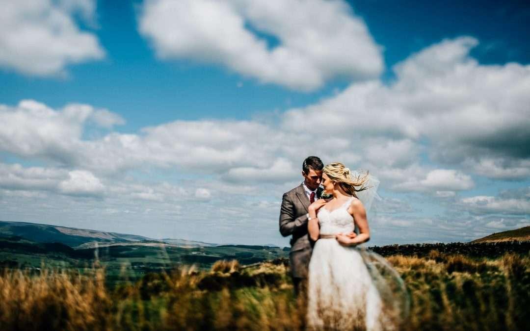 Browsholme Hall Wedding Photography – Jen & Lee