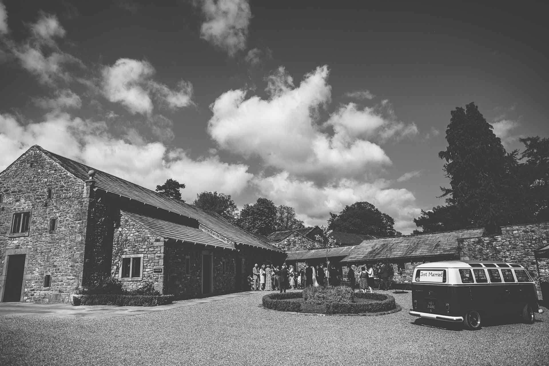 Browsholme Hall Wedding Photography-77