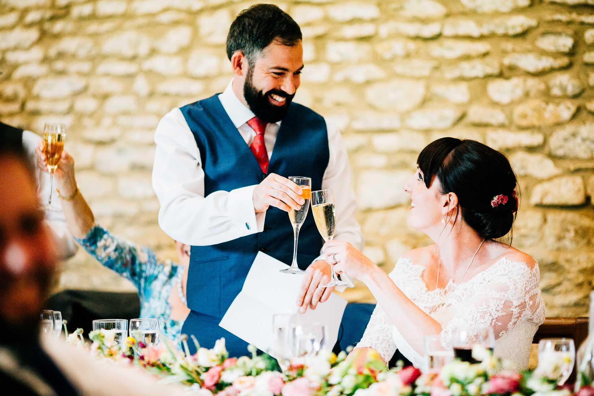 Caswell House Wedding Photography - Emma & Pete-107