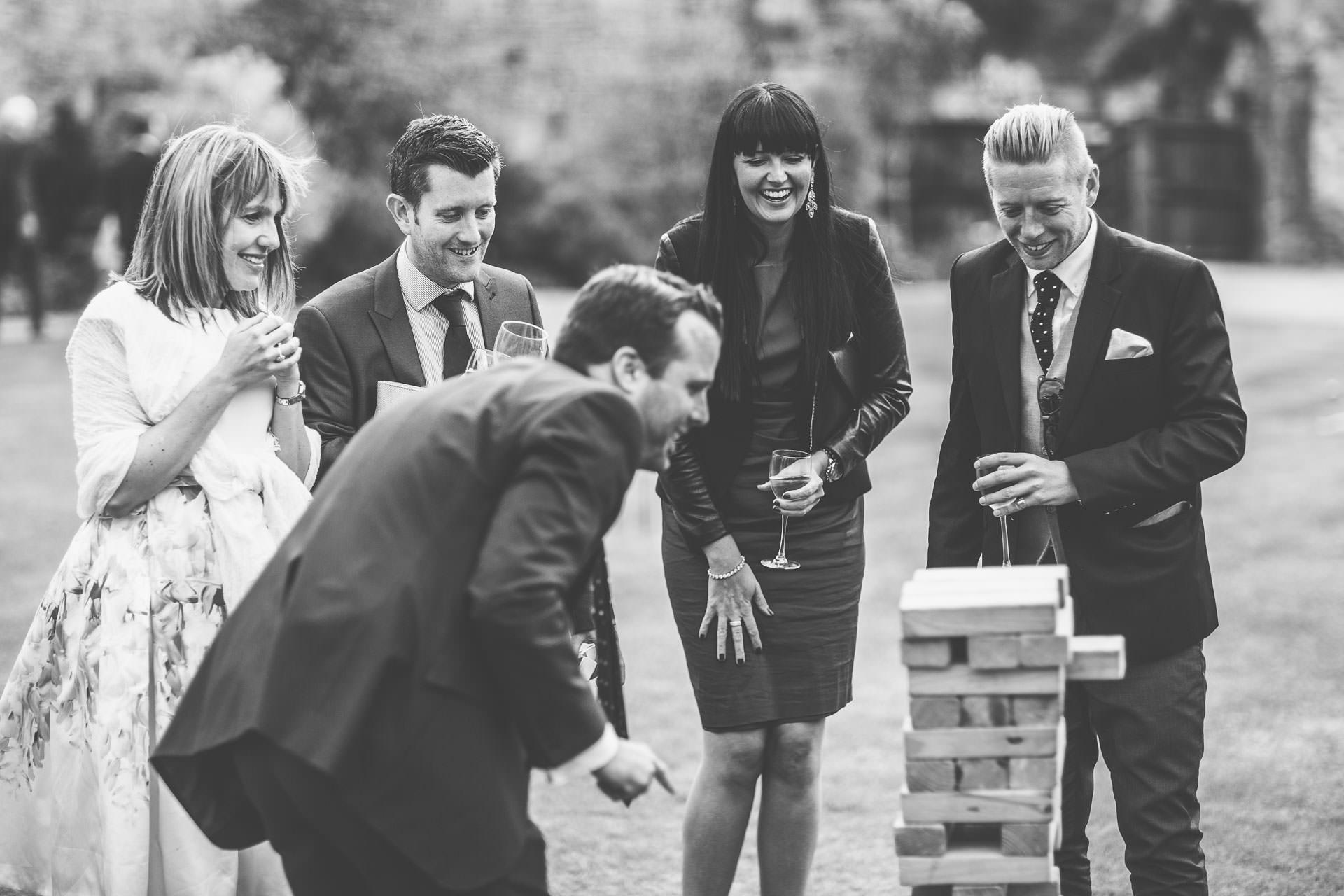 Caswell House Wedding Photography - Emma & Pete-112