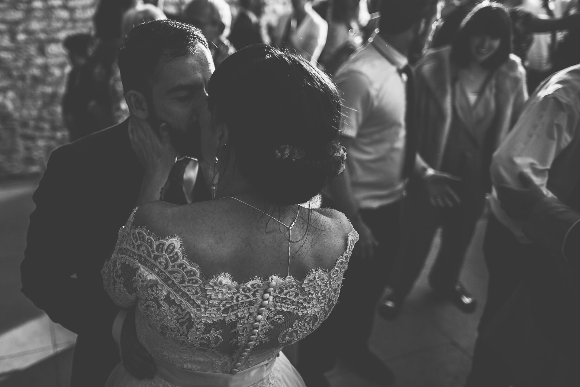 Caswell House Wedding Photography - Emma & Pete-129
