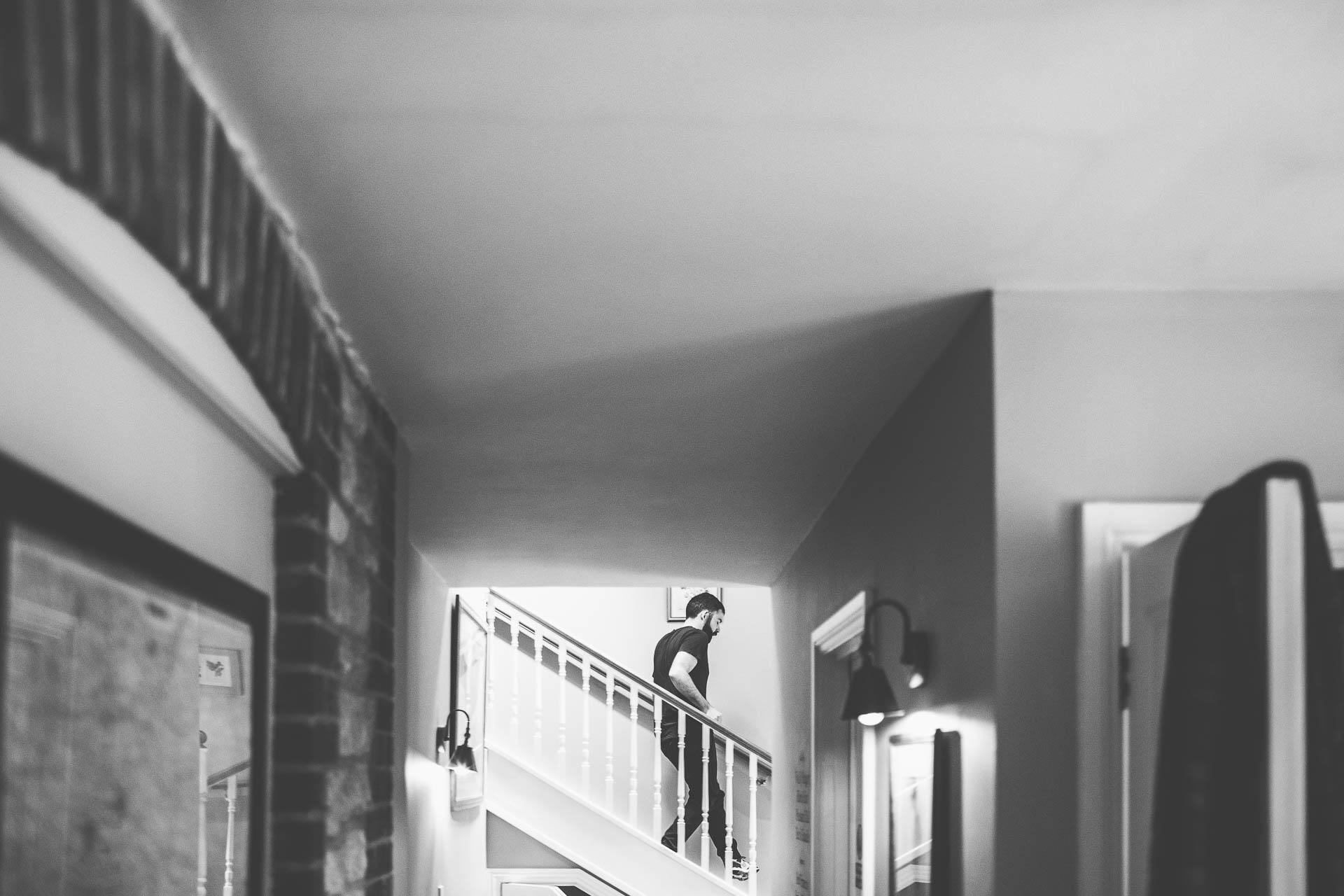 Caswell House Wedding Photography - Emma & Pete-15