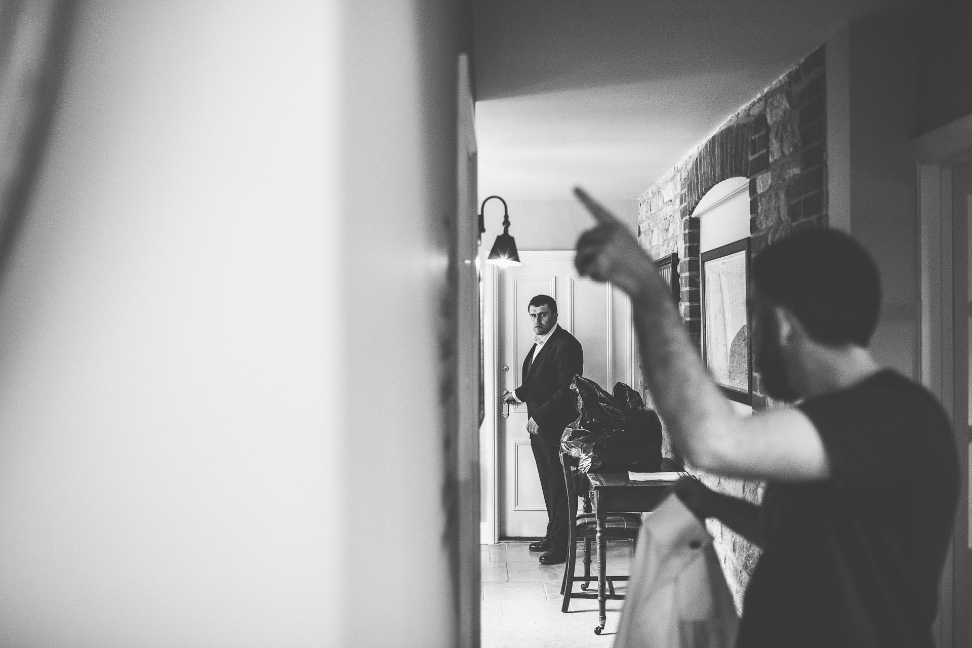 Caswell House Wedding Photography - Emma & Pete-18