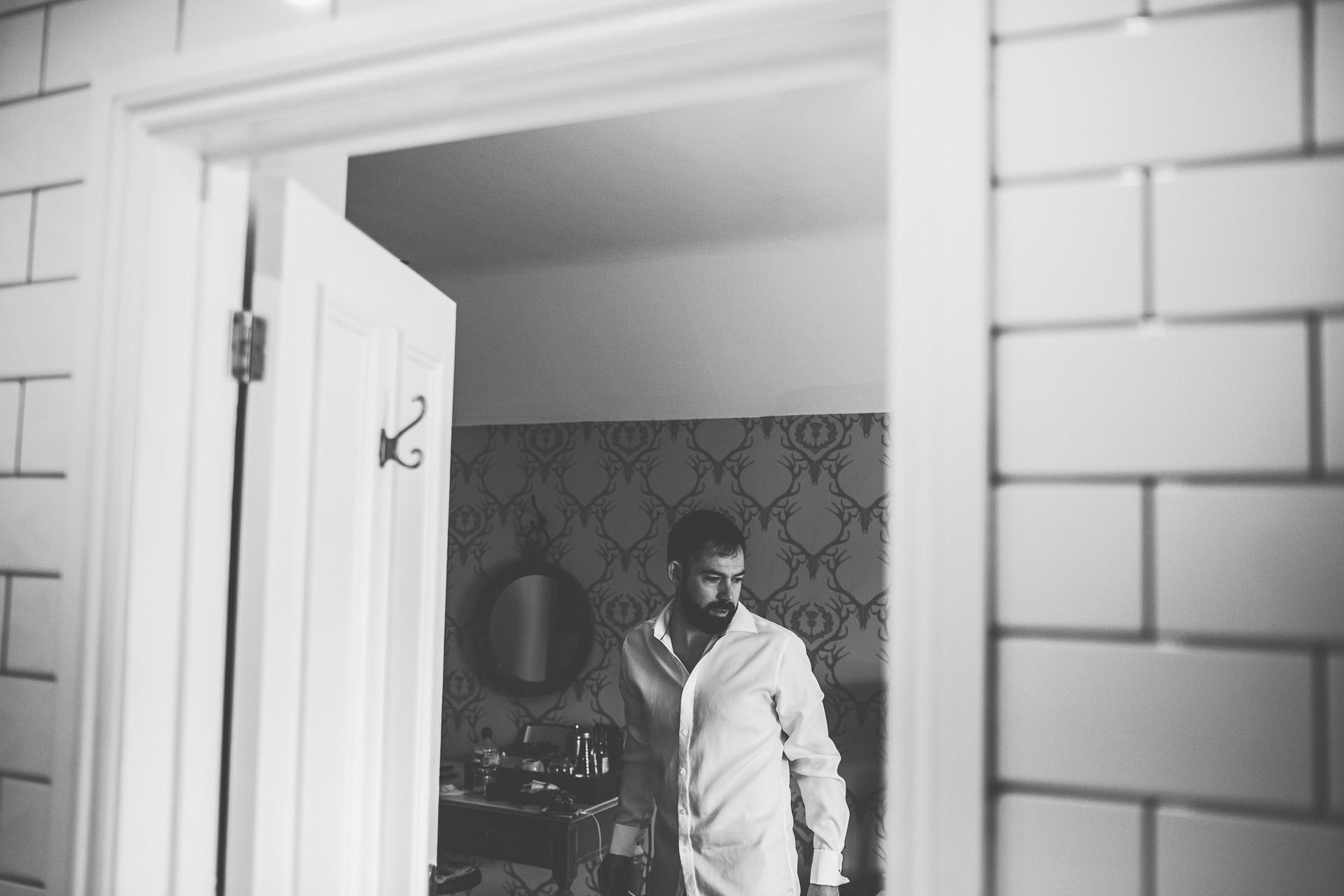Caswell House Wedding Photography - Emma & Pete-20