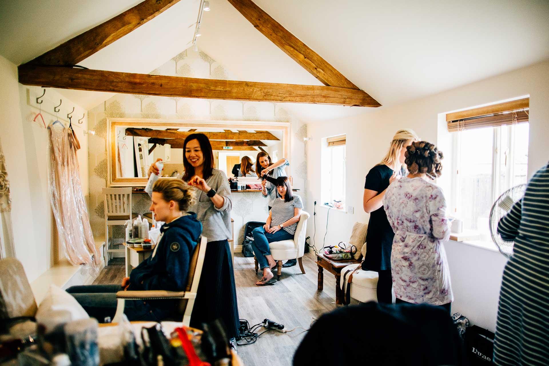 Caswell House Wedding Photography - Emma & Pete-5