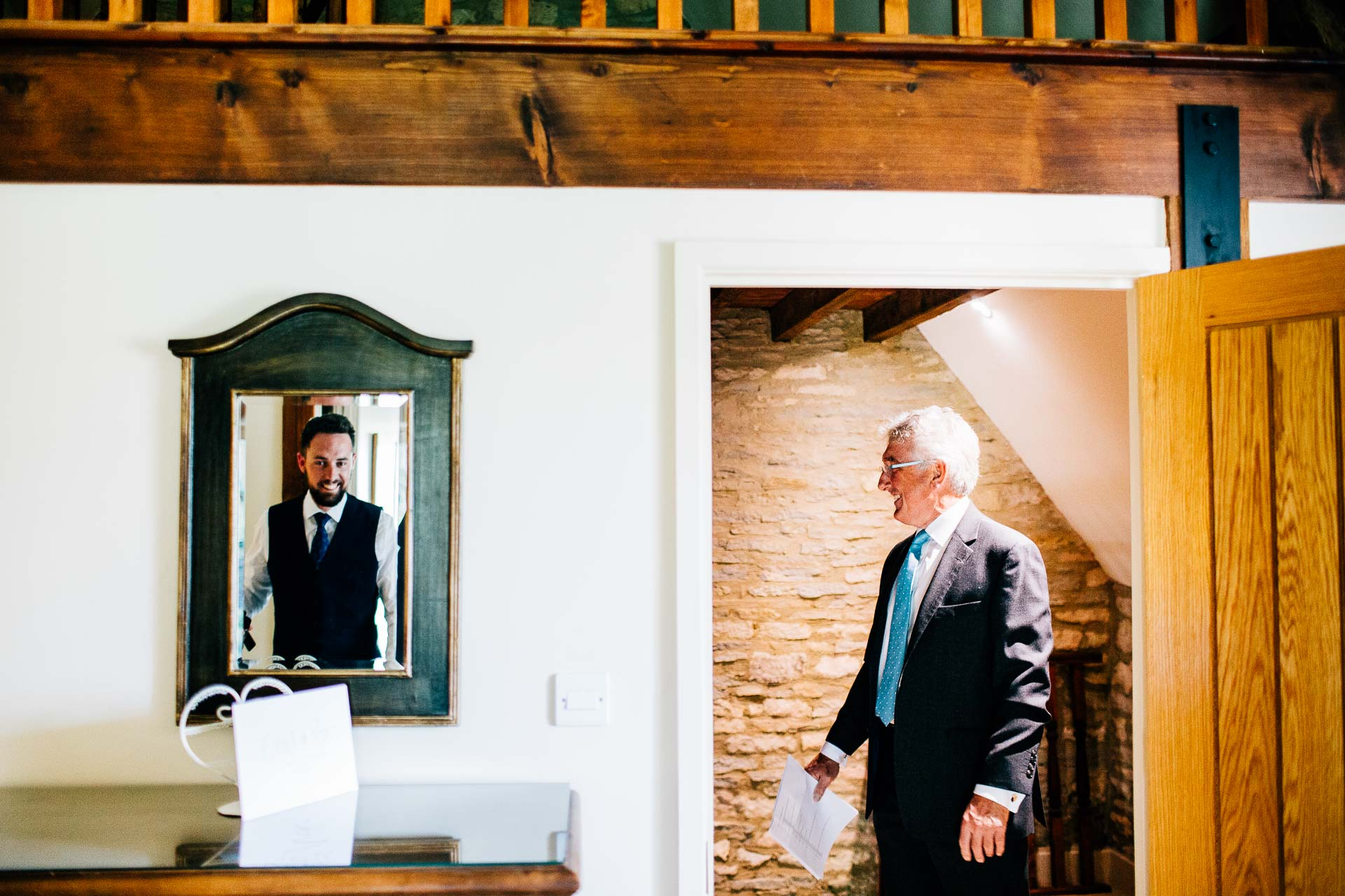 Caswell House Wedding Photography - Emma & Pete-50