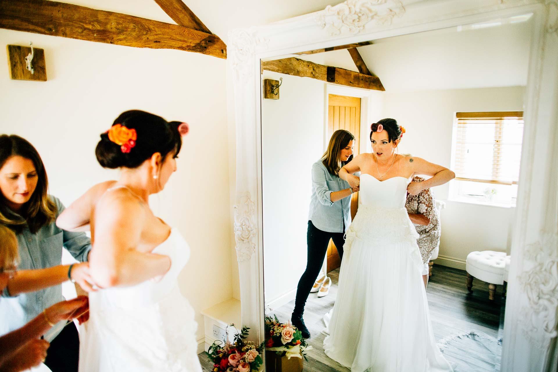 Caswell House Wedding Photography - Emma & Pete-60