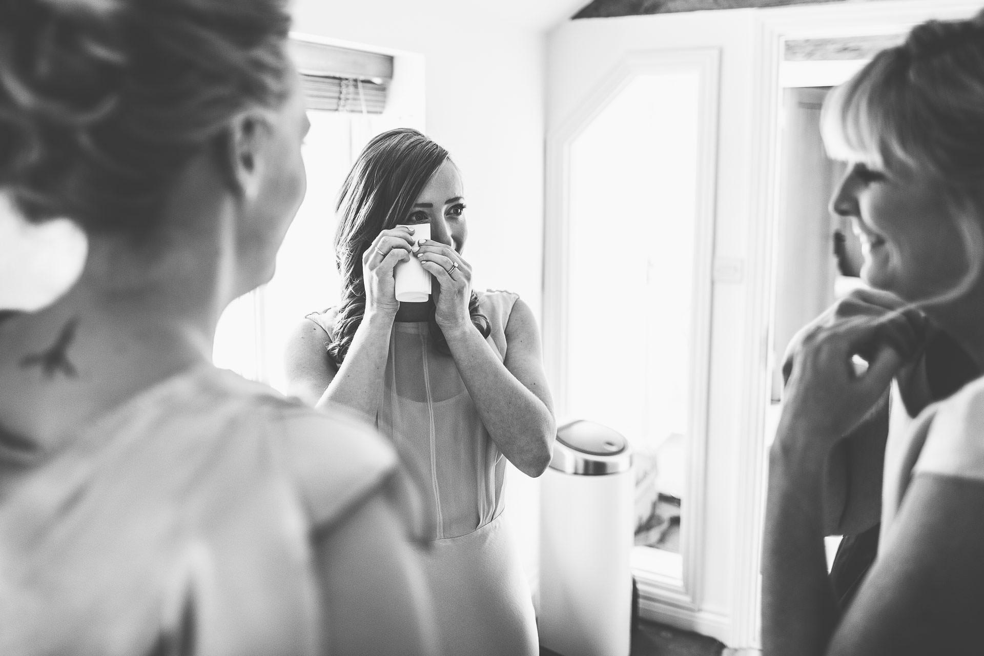 Caswell House Wedding Photography - Emma & Pete-63