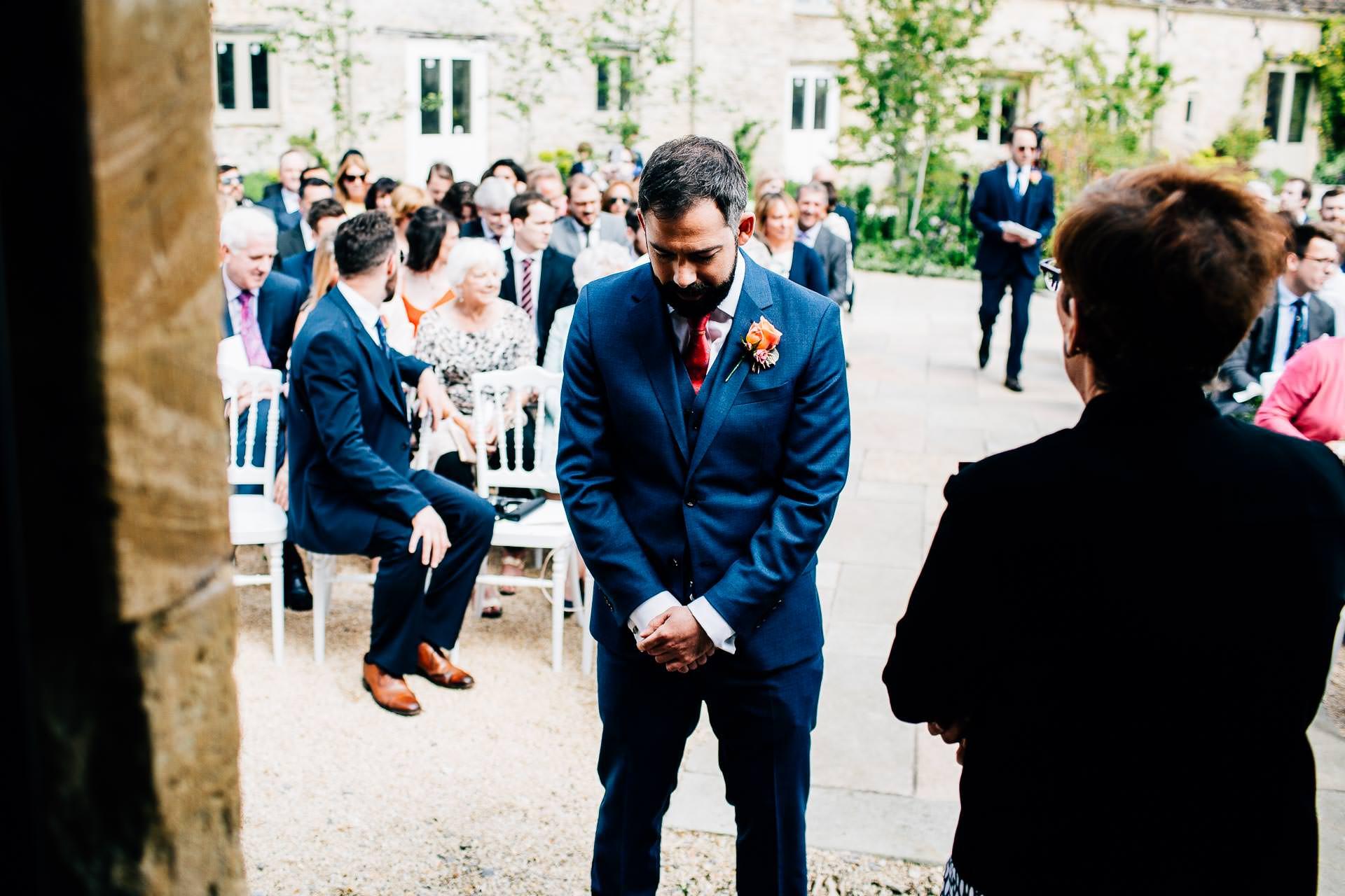 Caswell House Wedding Photography - Emma & Pete-68