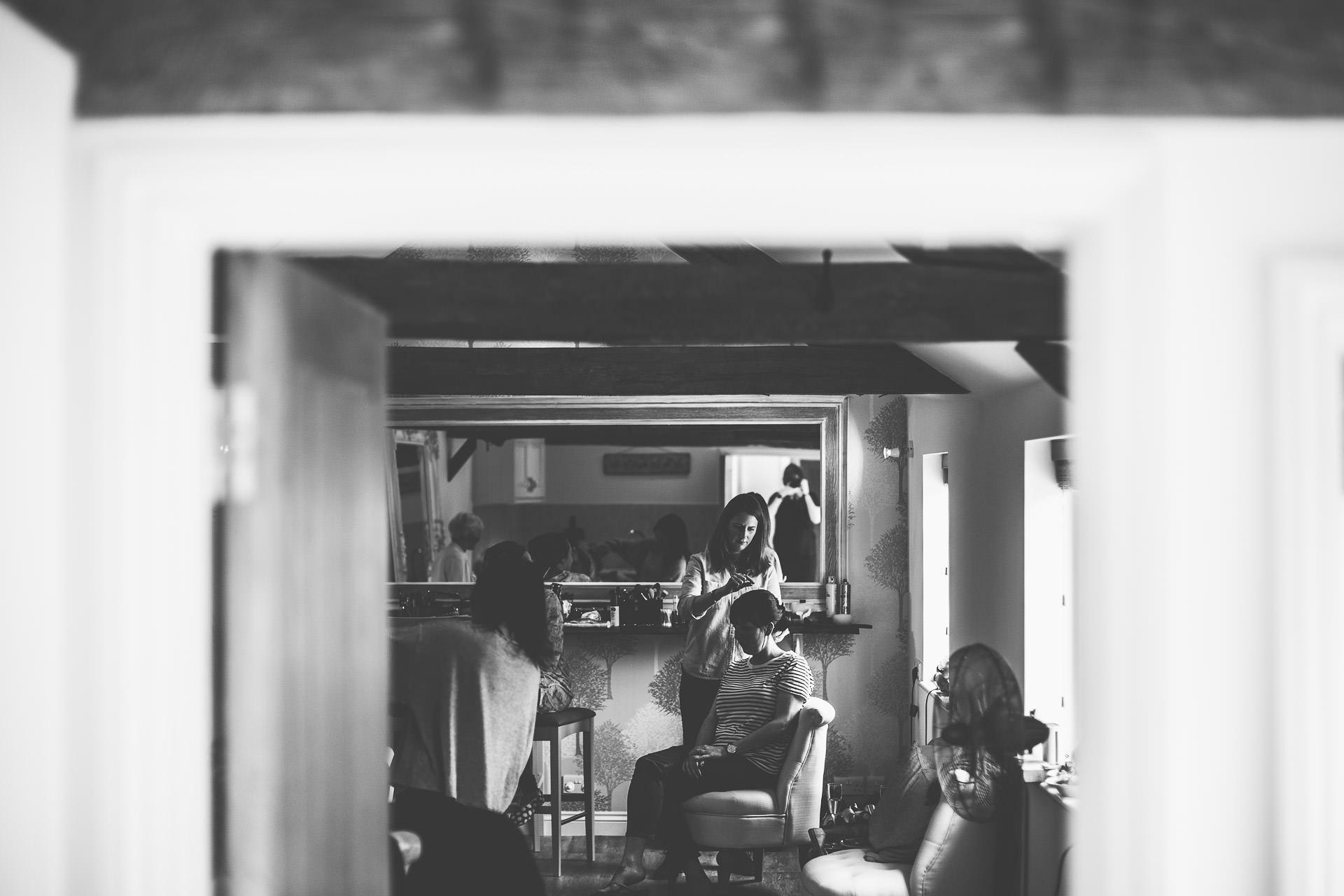 Caswell House Wedding Photography - Emma & Pete-7