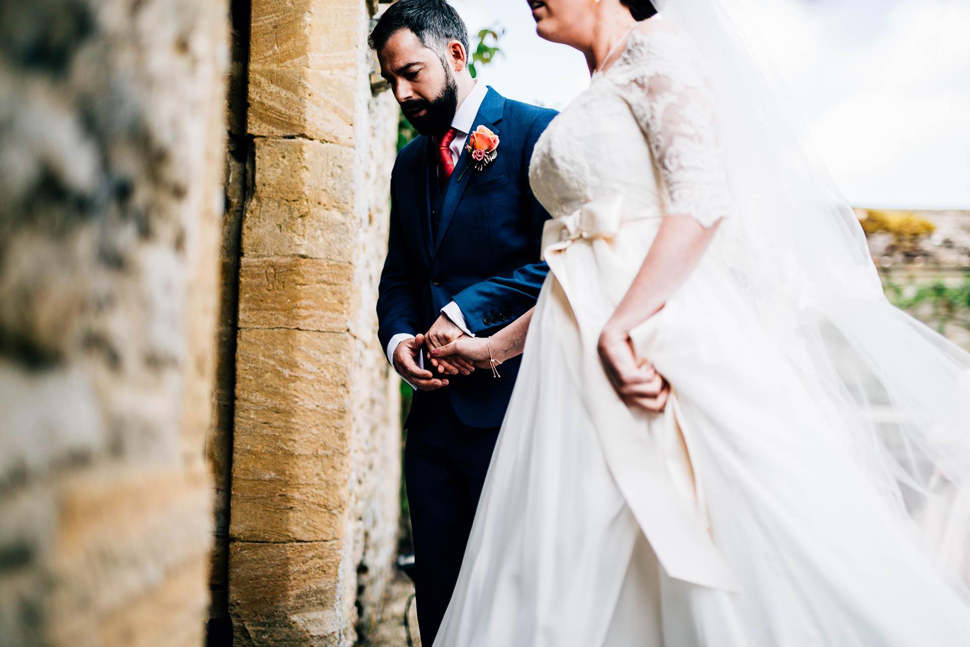 Caswell House Wedding Photography - Emma & Pete-74