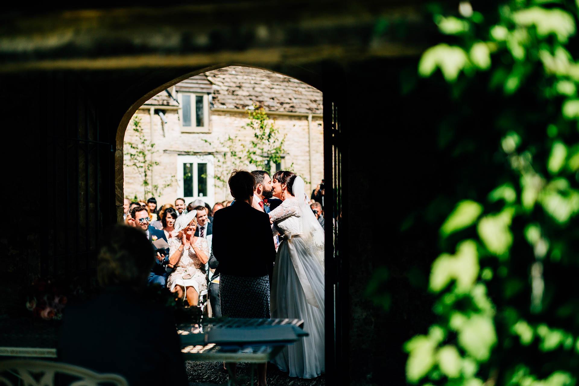 Caswell House Wedding Photography - Emma & Pete-77