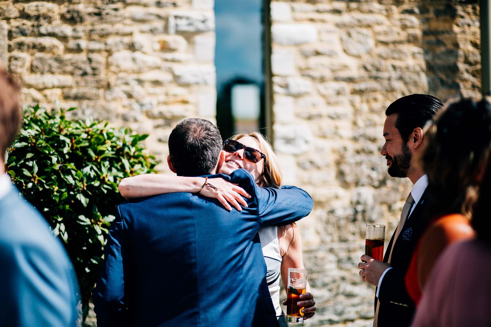 Caswell House Wedding Photography - Emma & Pete-83