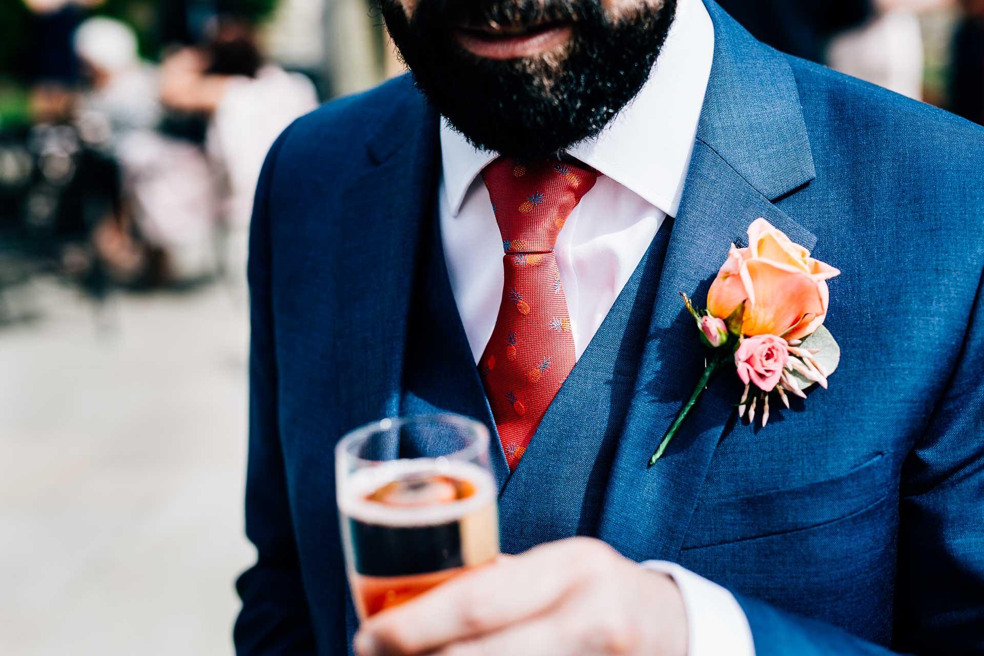 Caswell House Wedding Photography - Emma & Pete-85