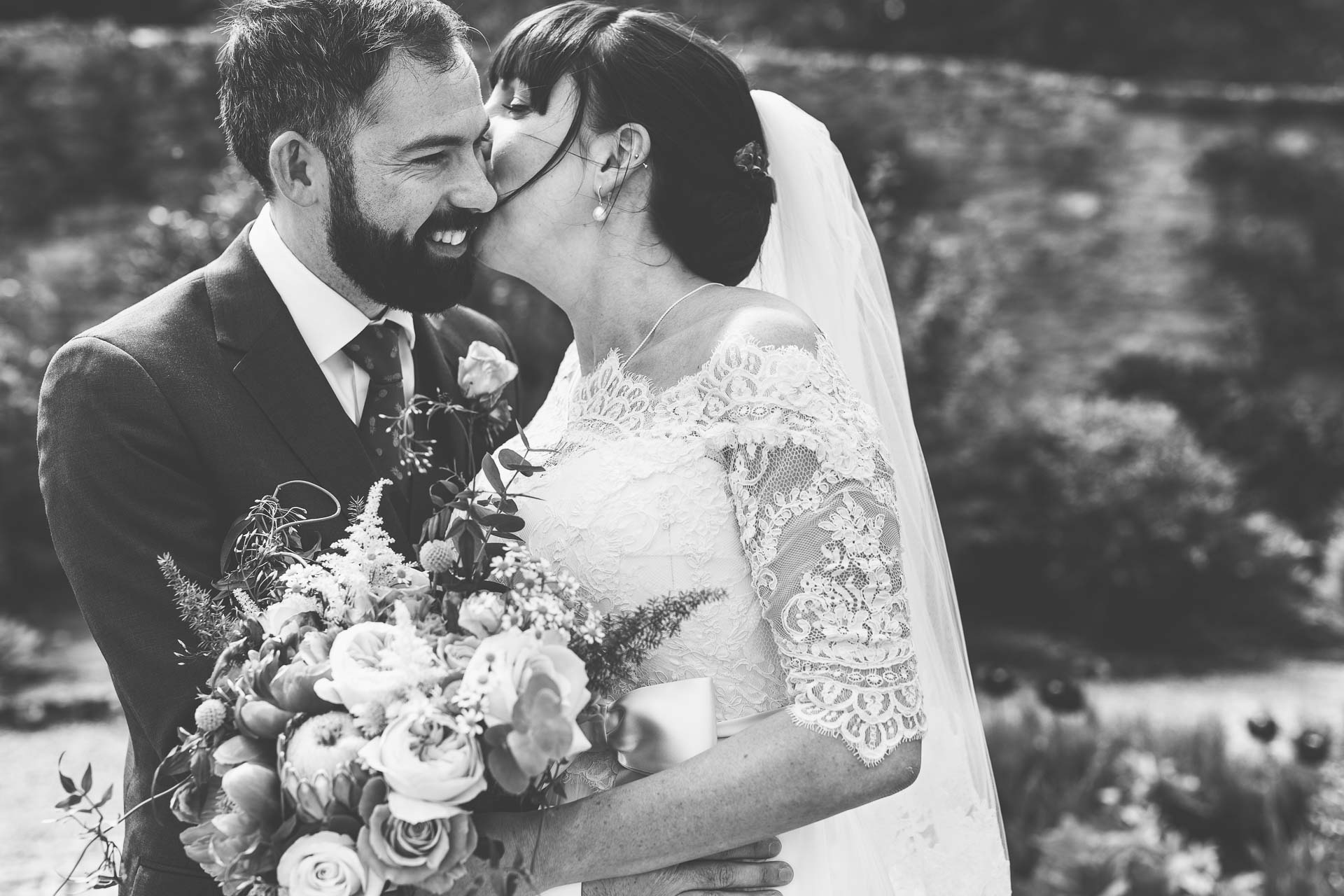 Caswell House Wedding Photography - Emma & Pete-86
