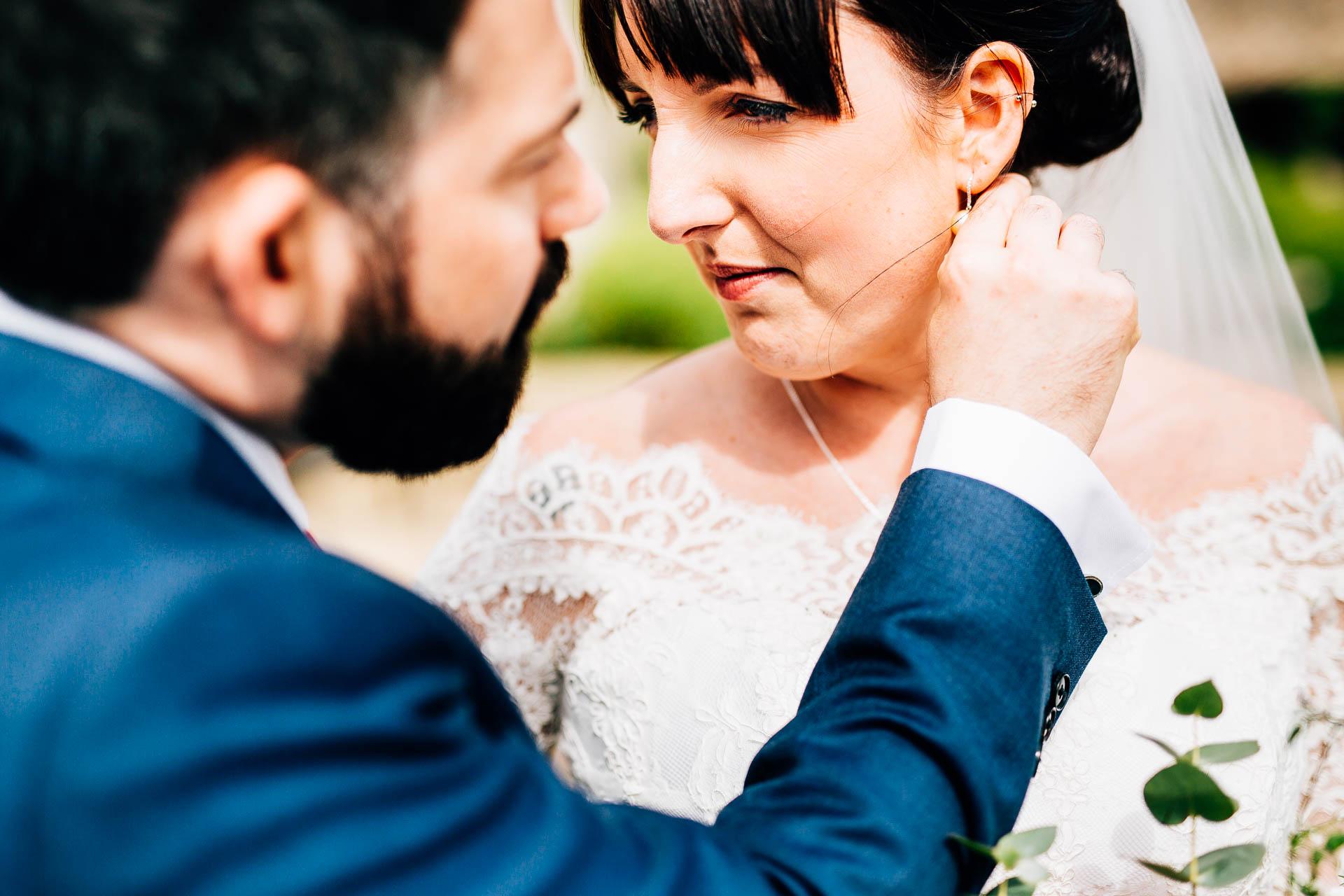 Caswell House Wedding Photography - Emma & Pete-87