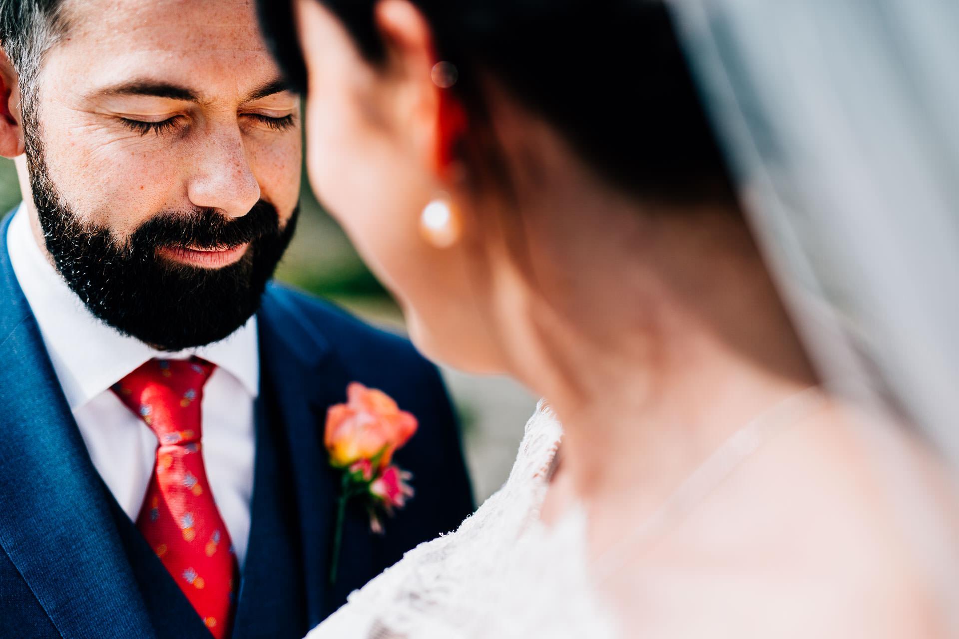Caswell House Wedding Photography - Emma & Pete-88