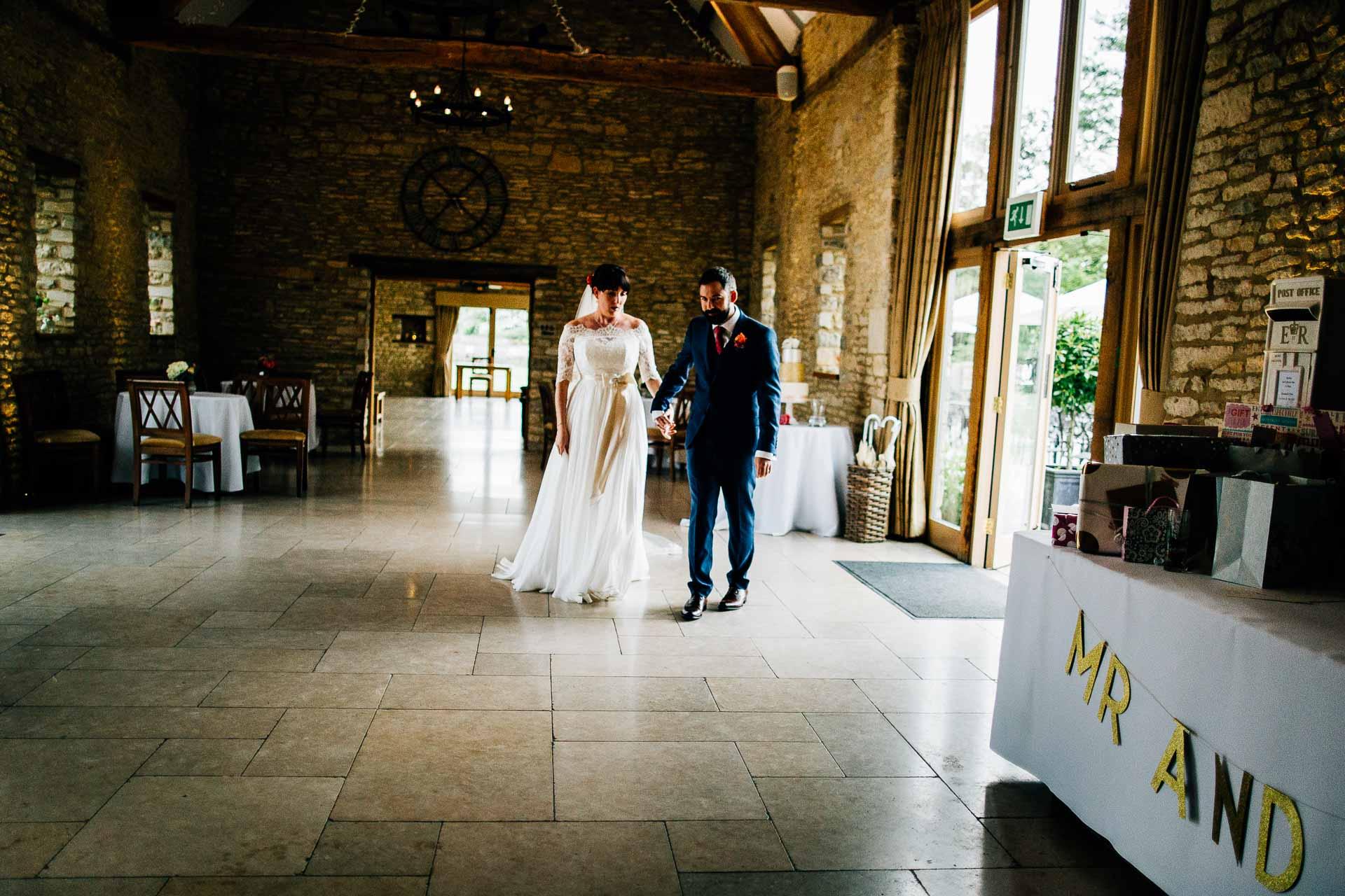 Caswell House Wedding Photography - Emma & Pete-99